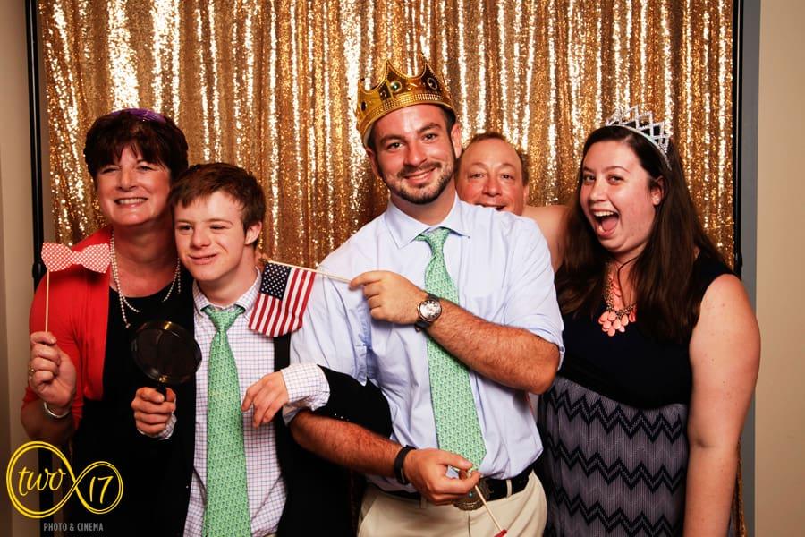 philadelphia party photo booths