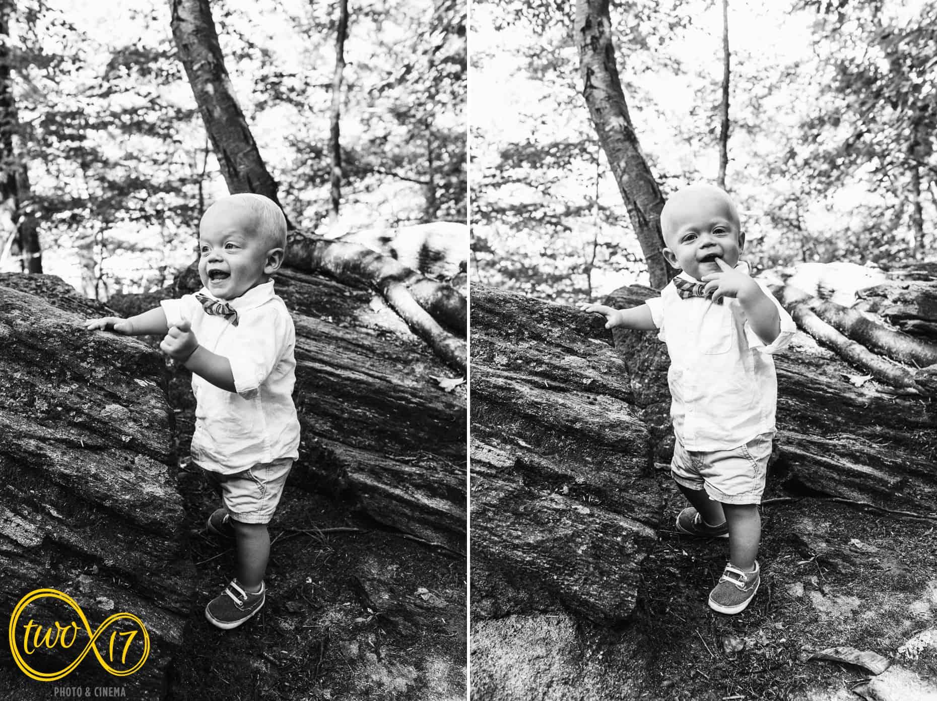 Valley Green Inn Baby Photographer