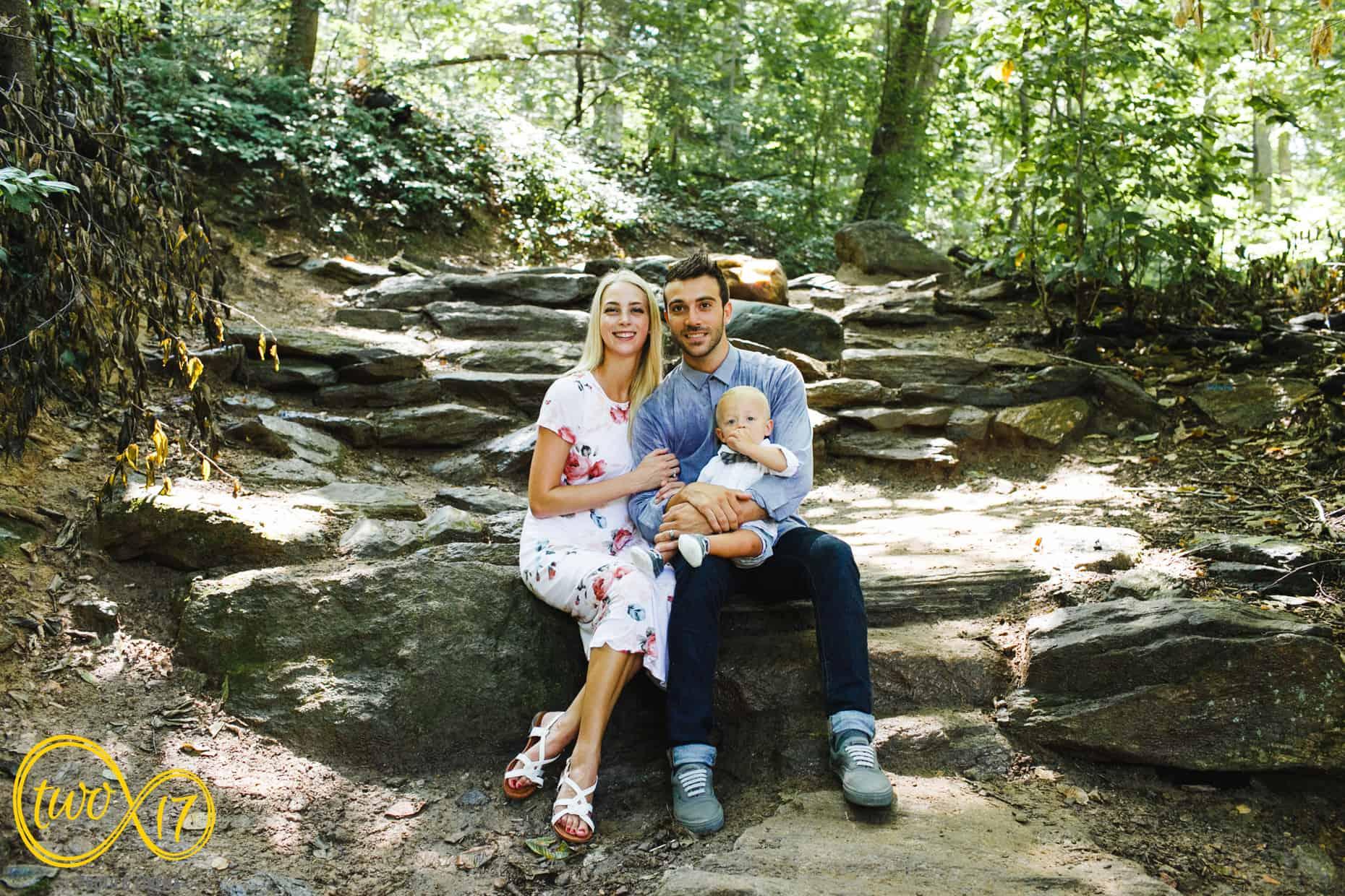 Wissahickon Park Family Photography