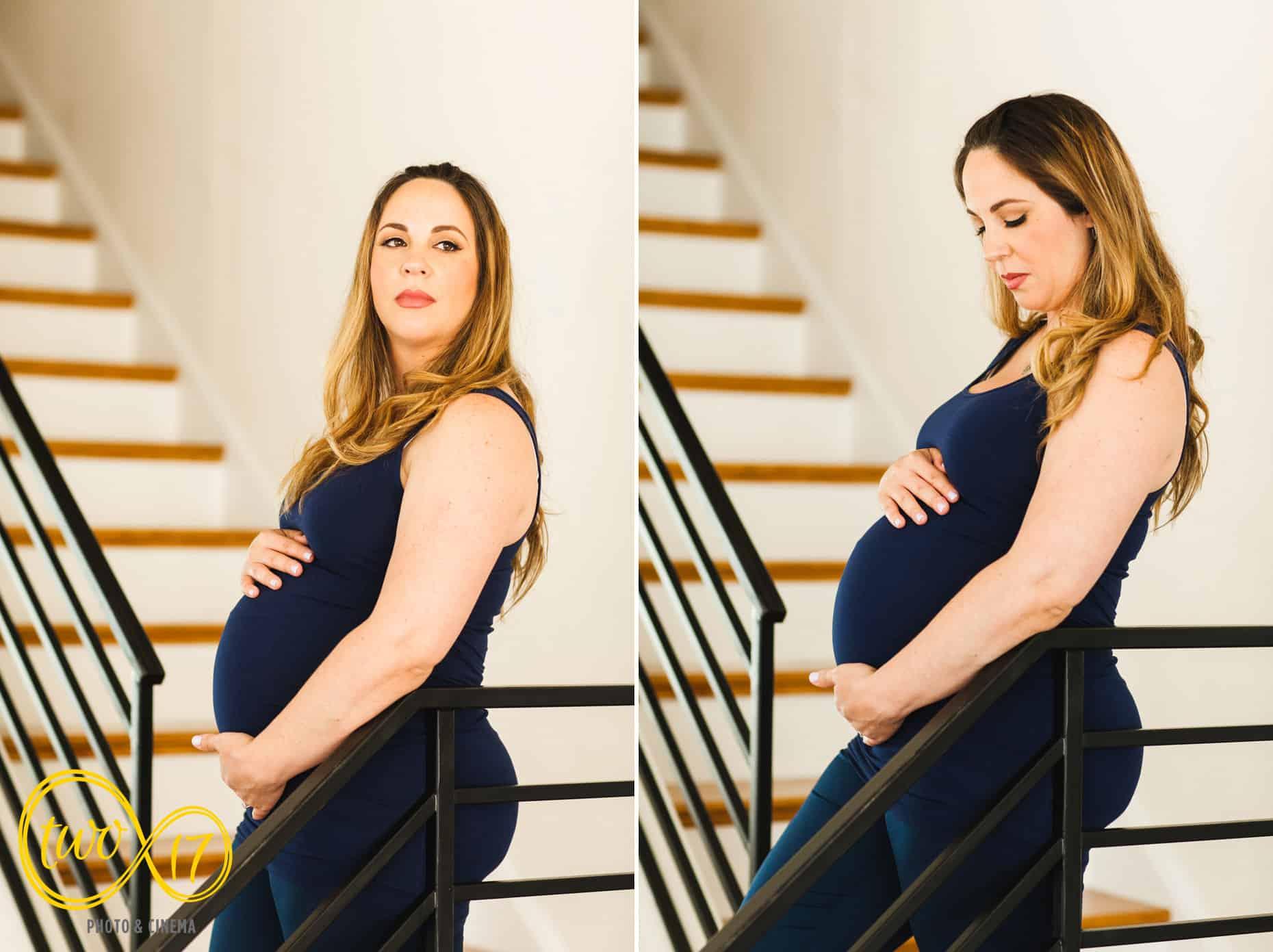 Maternity session in Philadelphia