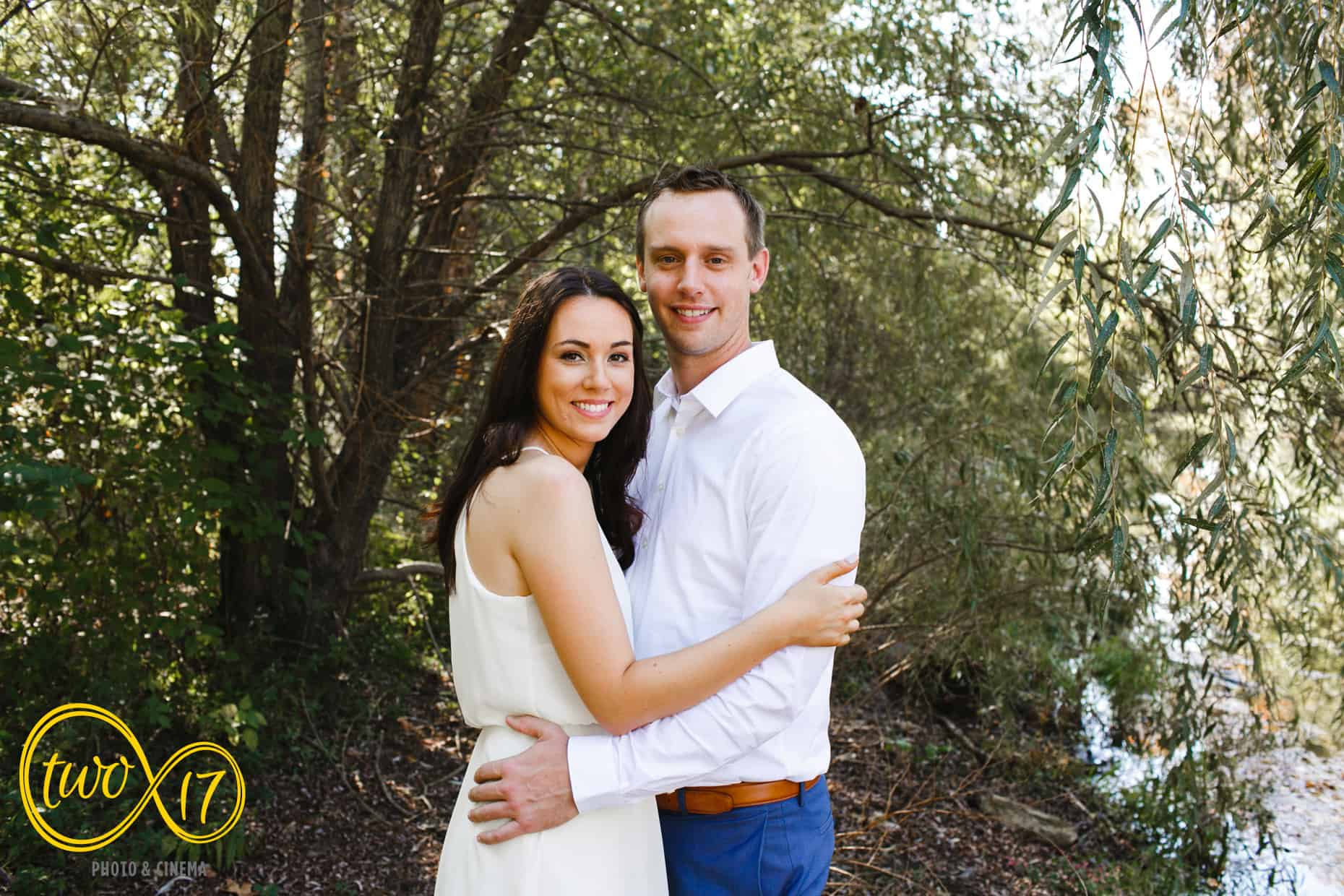 Bellevue State Park Engagement Photography