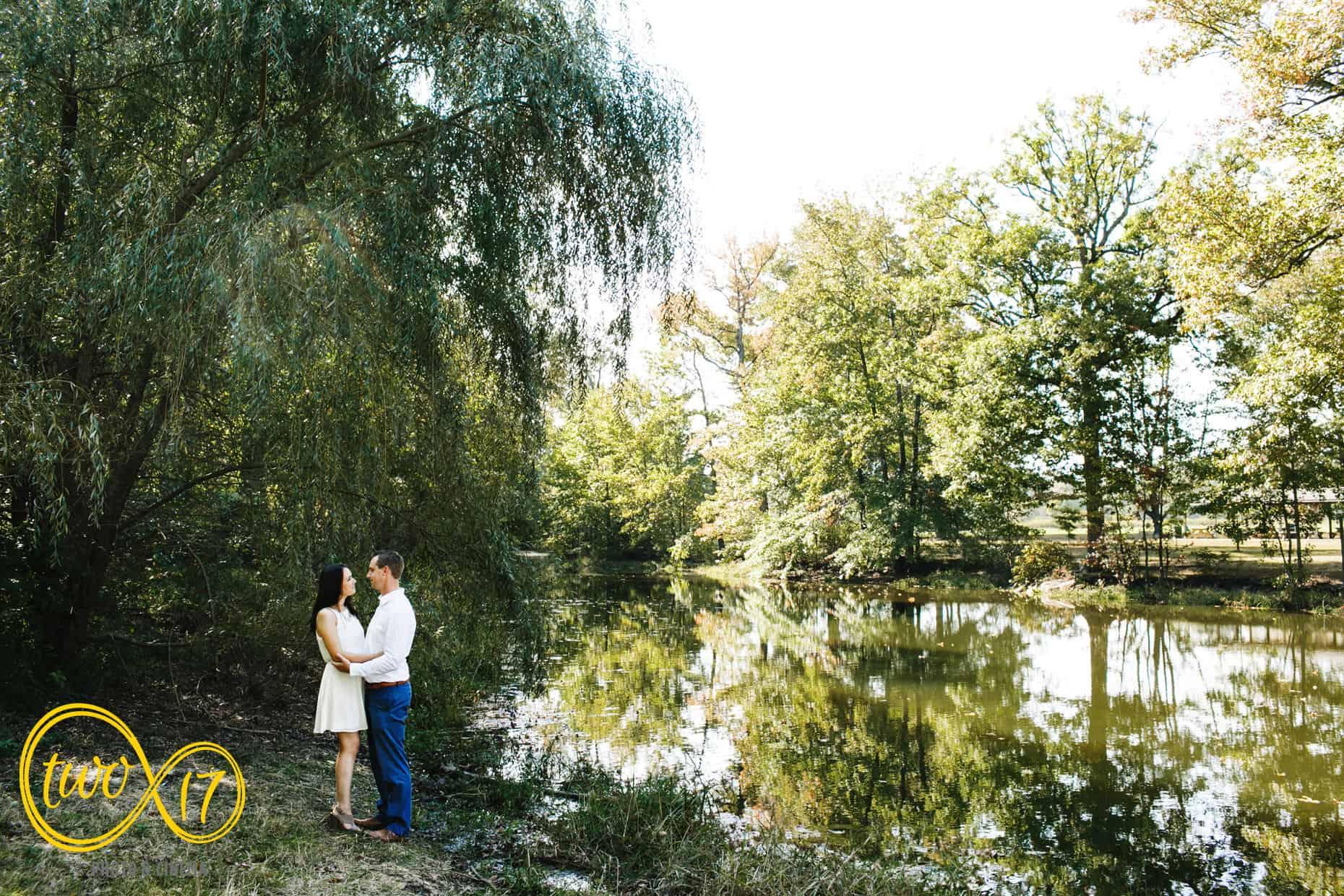 Engagement Session Bellevue State Park
