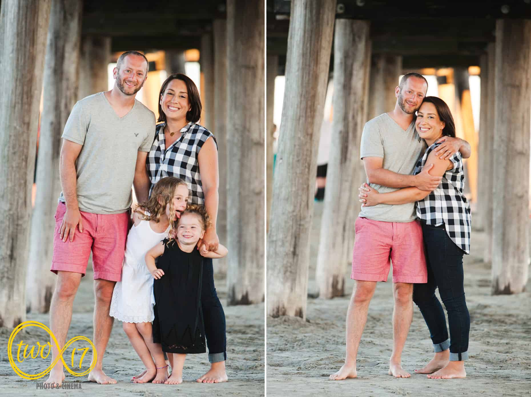 Family pictures Ocean City NJ
