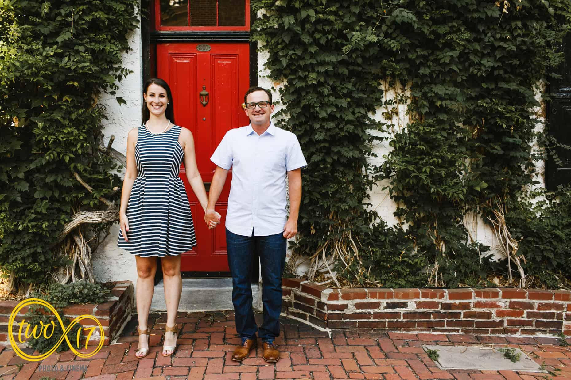 Philadelphia Engagement Sessions