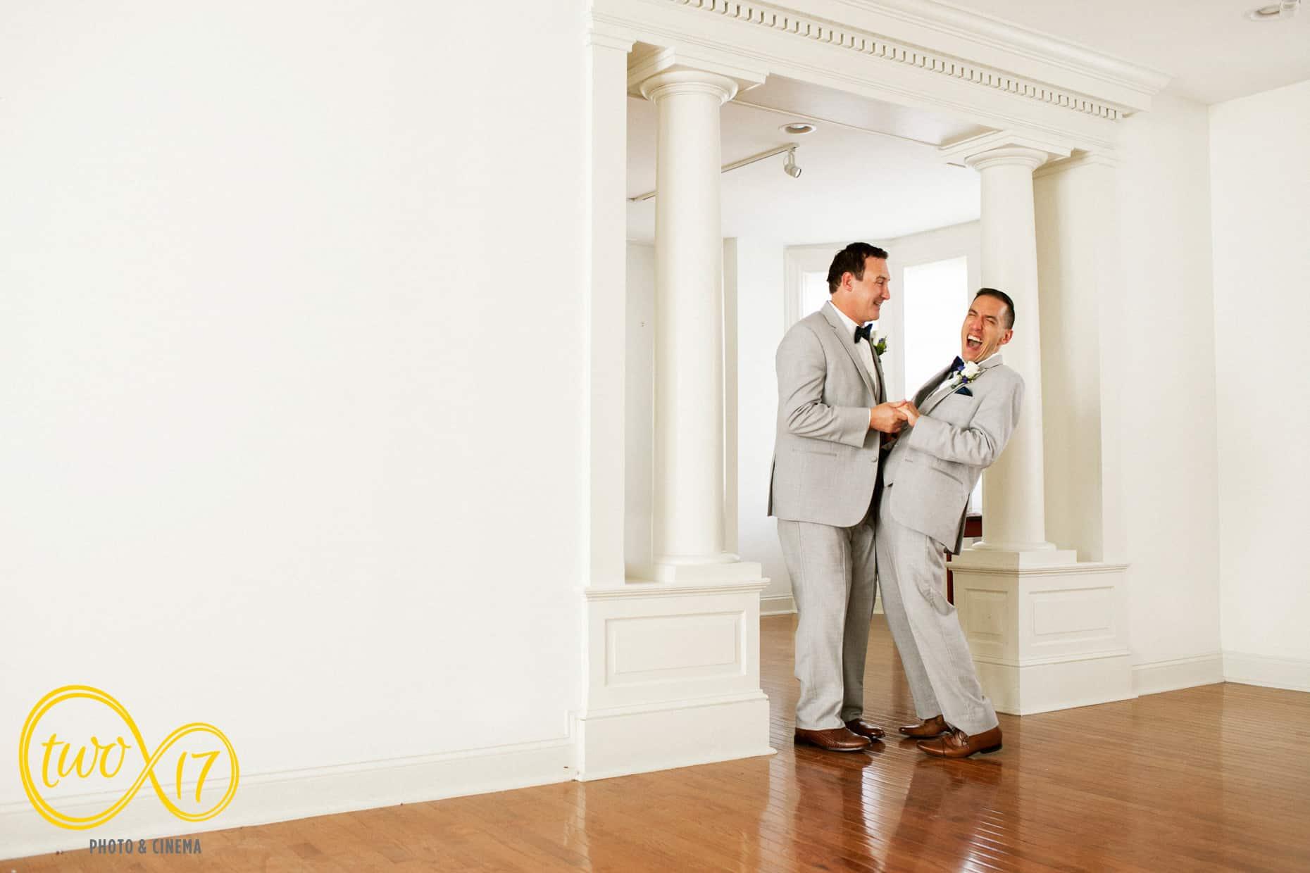 Philadelphia Same Sex Wedding