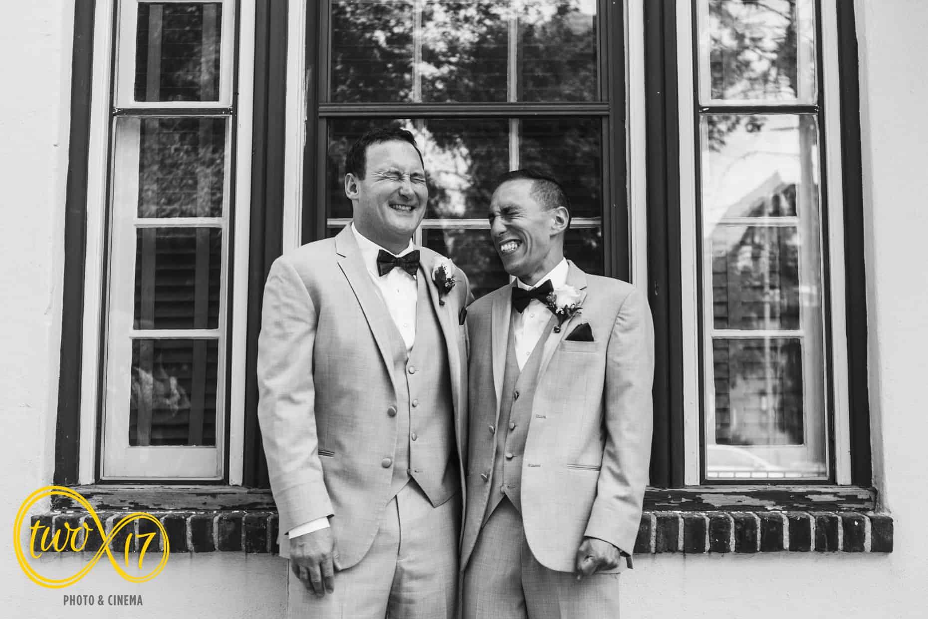 20th Century Club Wedding Photography