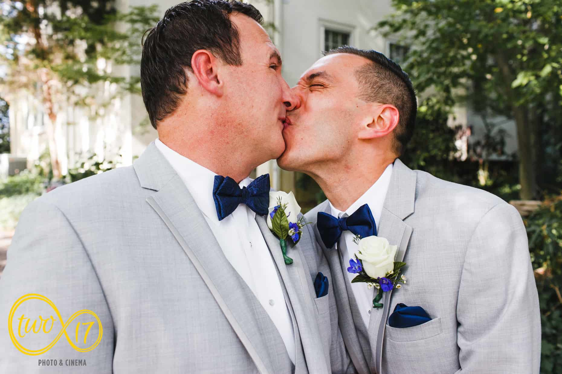 Same Sex Wedding Photos Philadelphia