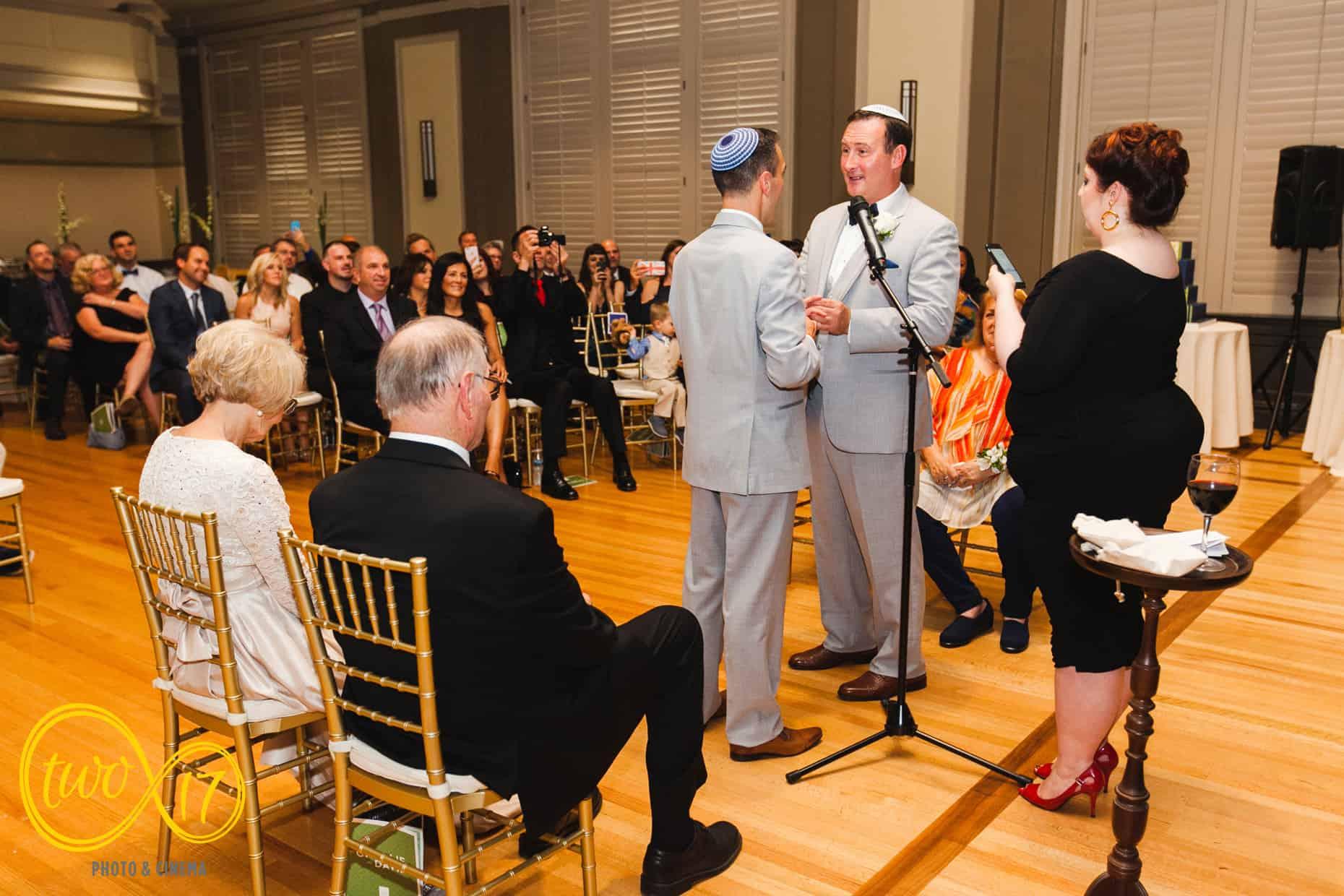 Gay Wedding Philadelphia