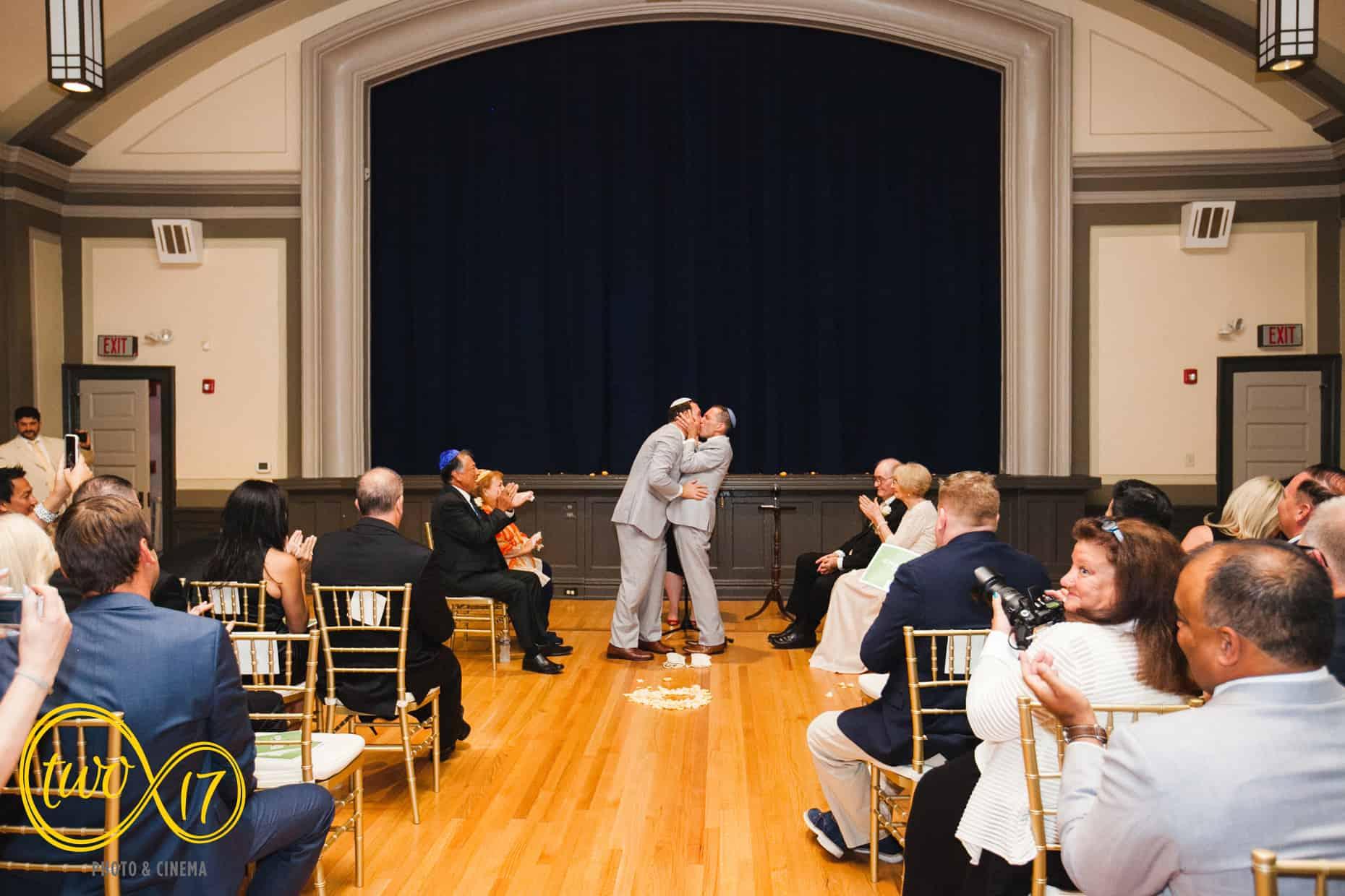 Gay Wedding Photographer Philadelphia