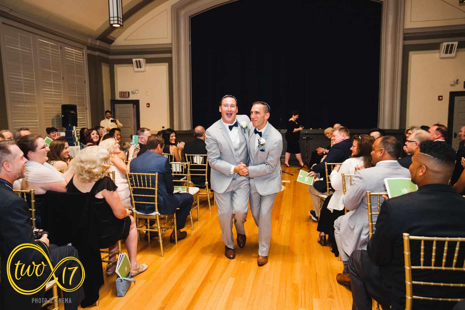 Gay Wedding Photographers Philadelphia