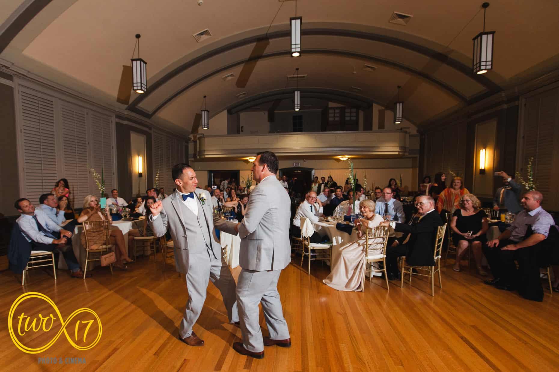 Pennsylvania Gay Wedding Photographer