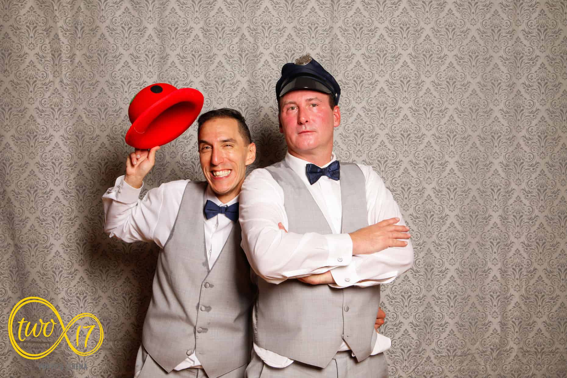 gay wedding photo booths