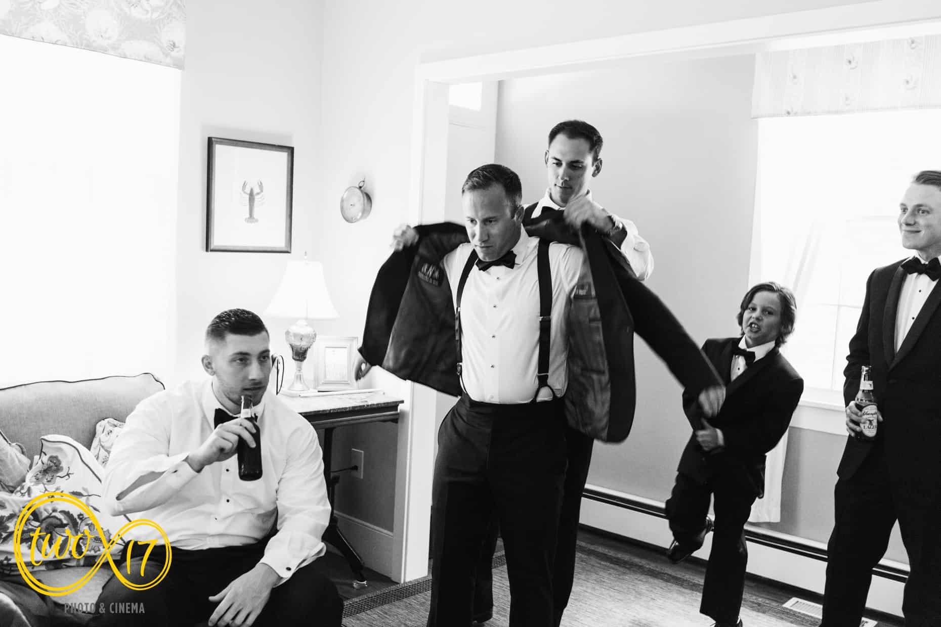 Candid Philadelphia Wedding Photographers