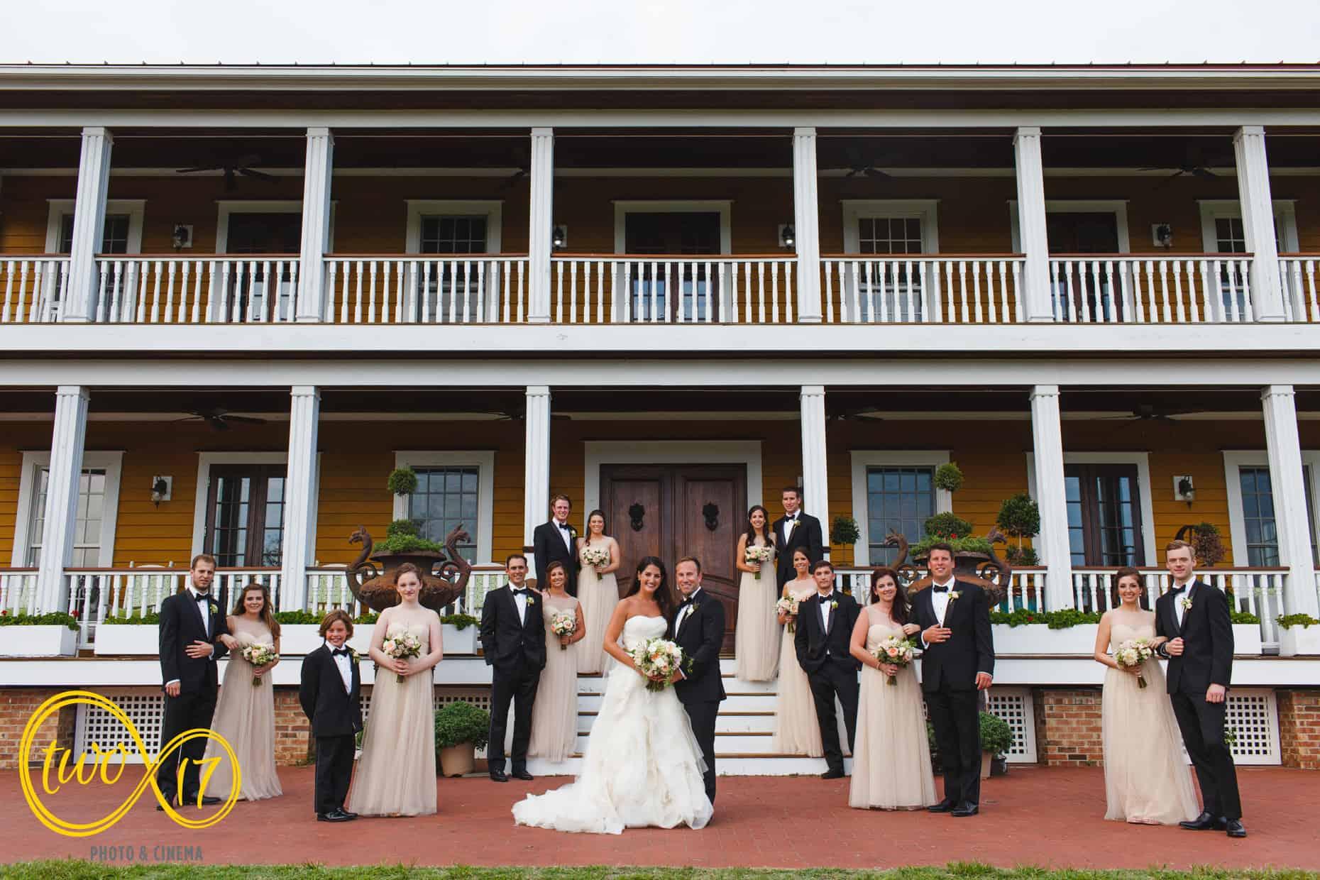 New Jersey Winery Wedding