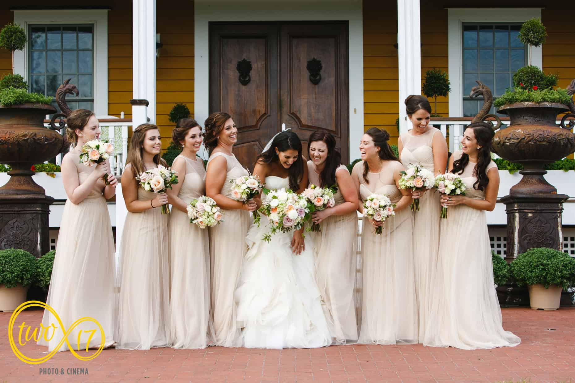 Artistic New Jersey Wedding Photographers