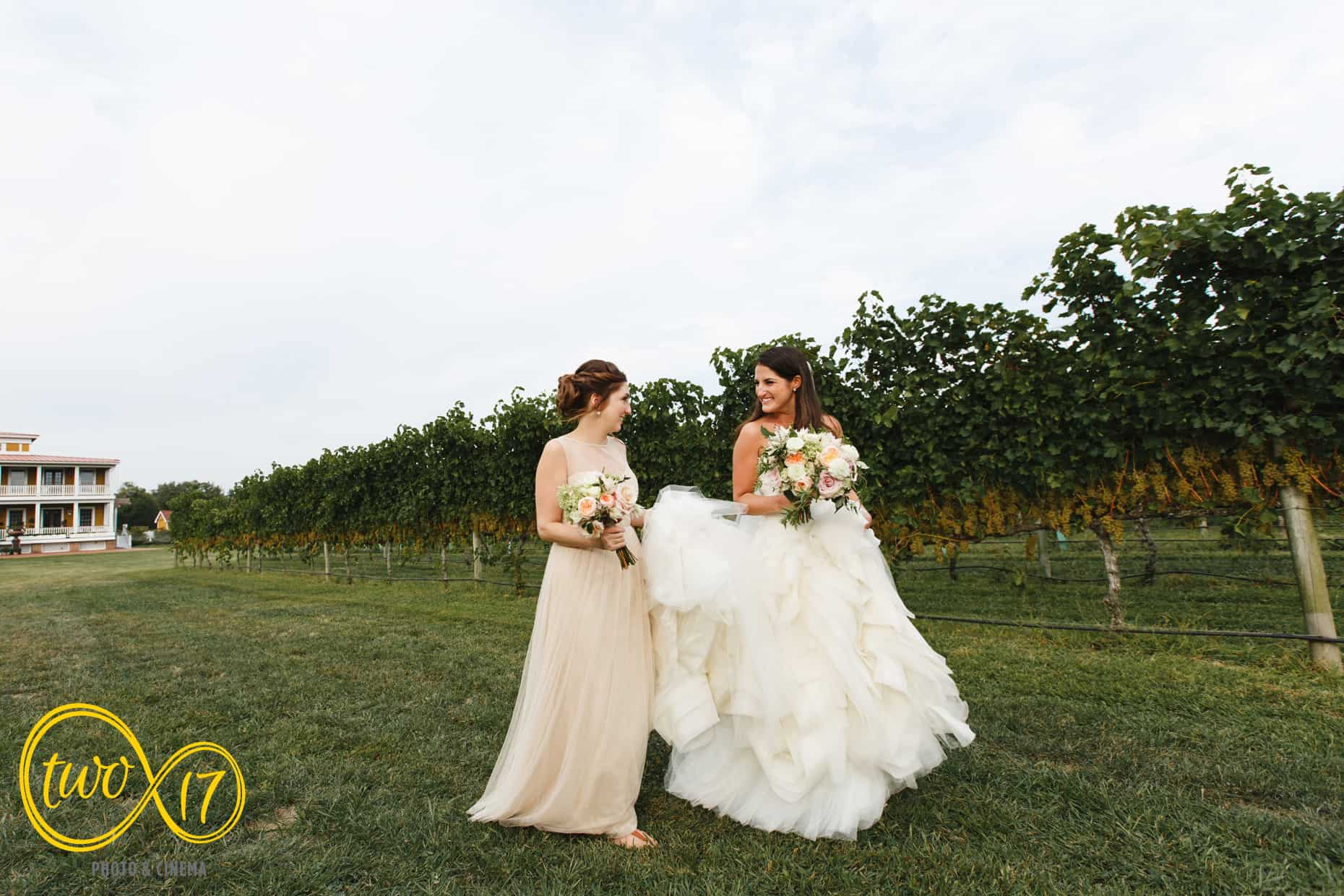 Candid New Jersey Wedding Photos