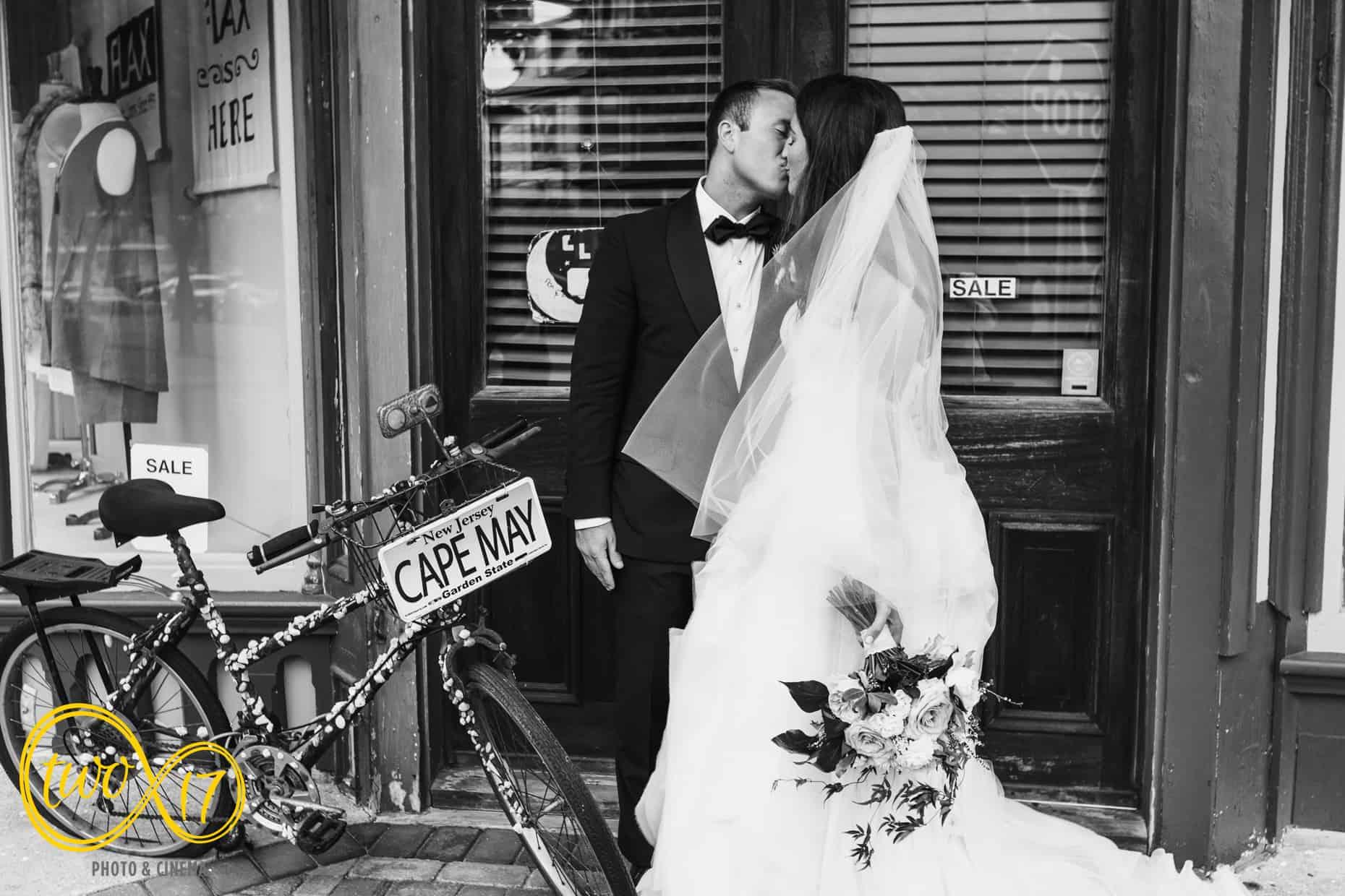 Cape May Wedding Photo