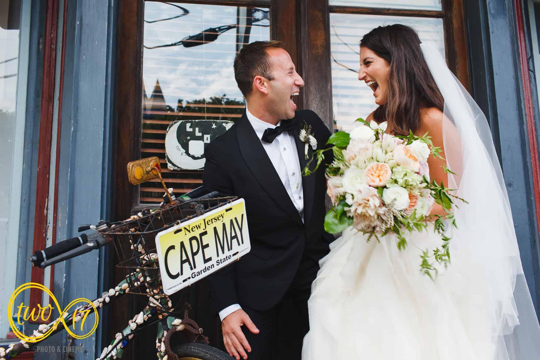 Cape May Wedding Photographer