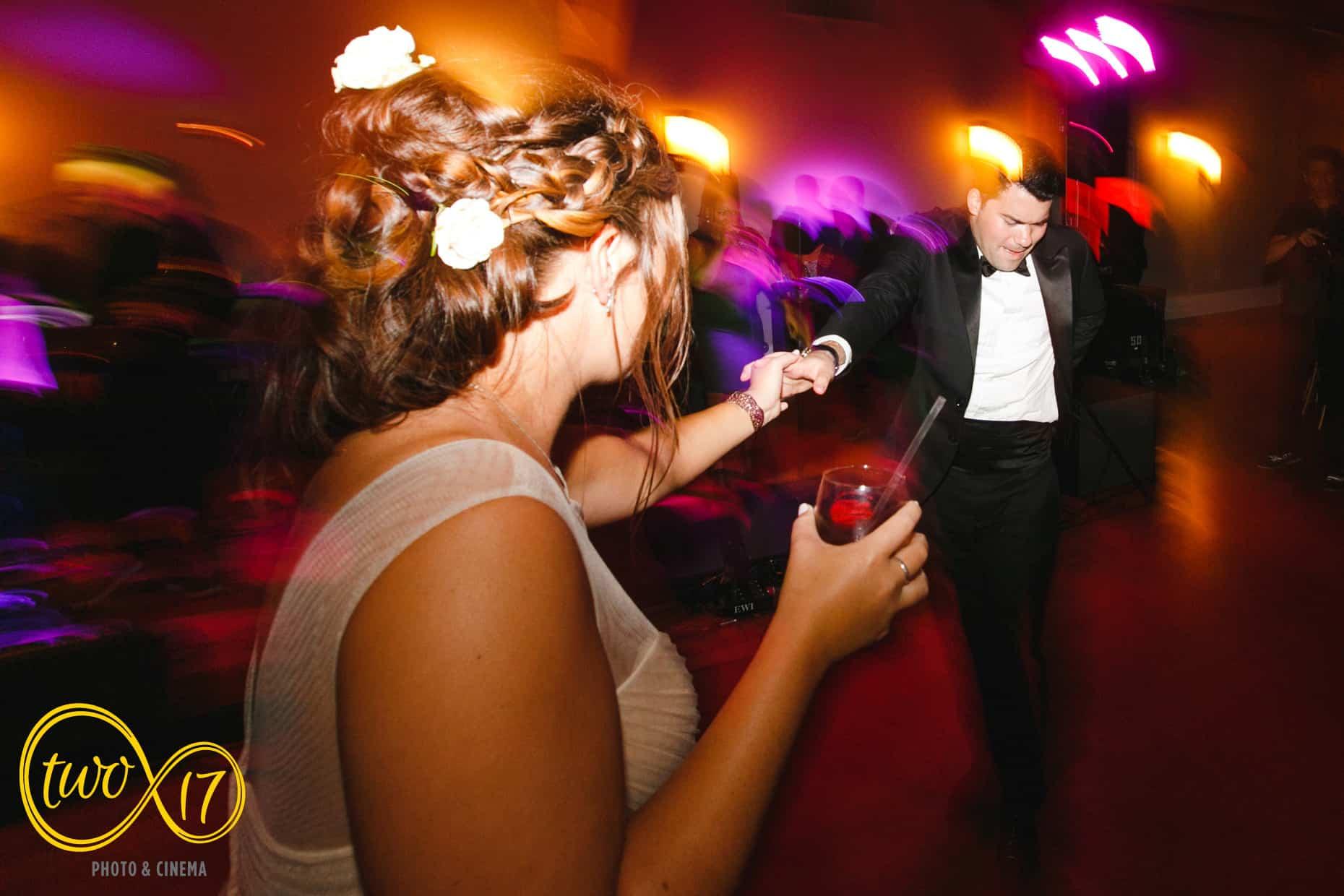 Artistic Cape May wedding photographer