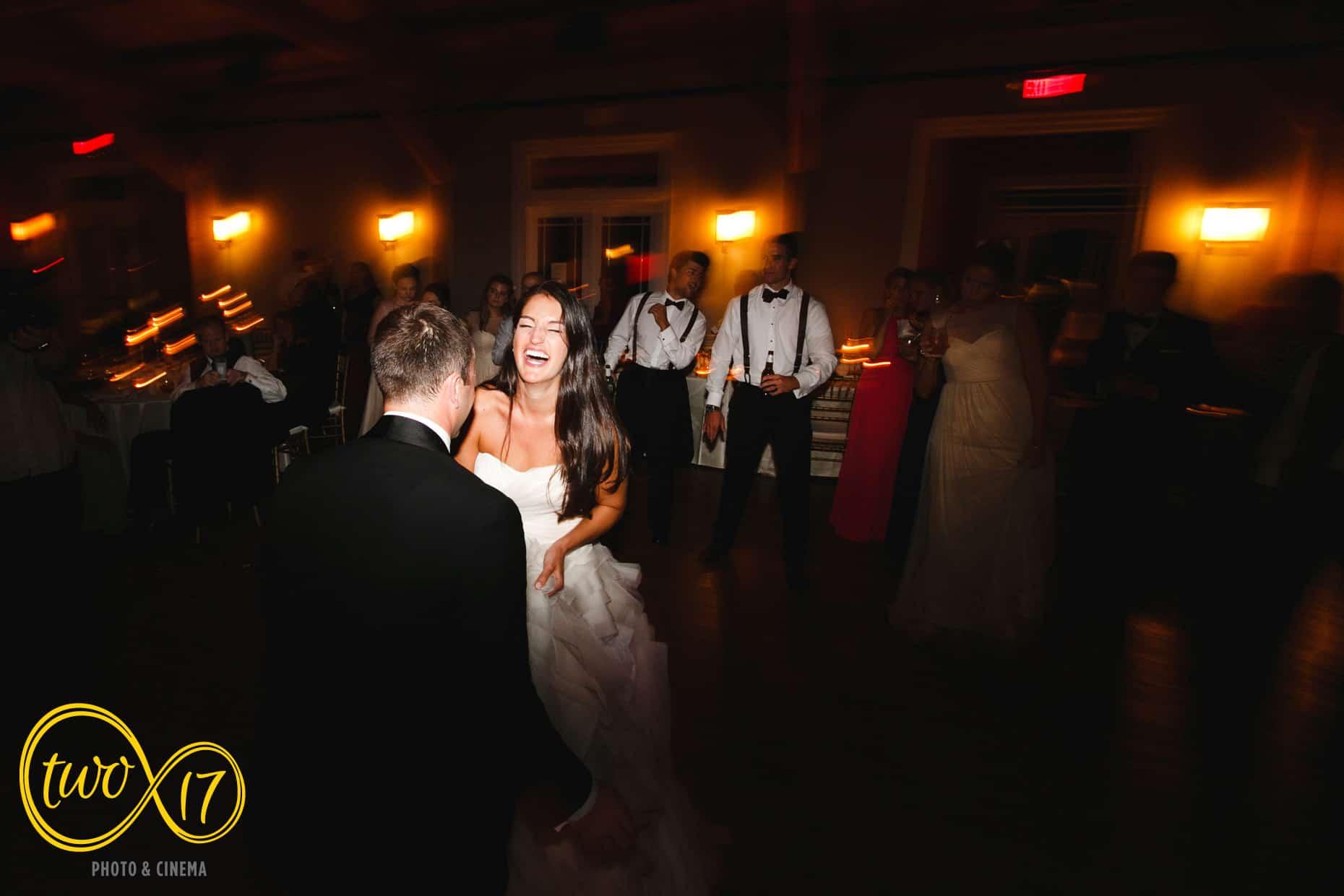 Willow Creek Winery Wedding Reception Photos