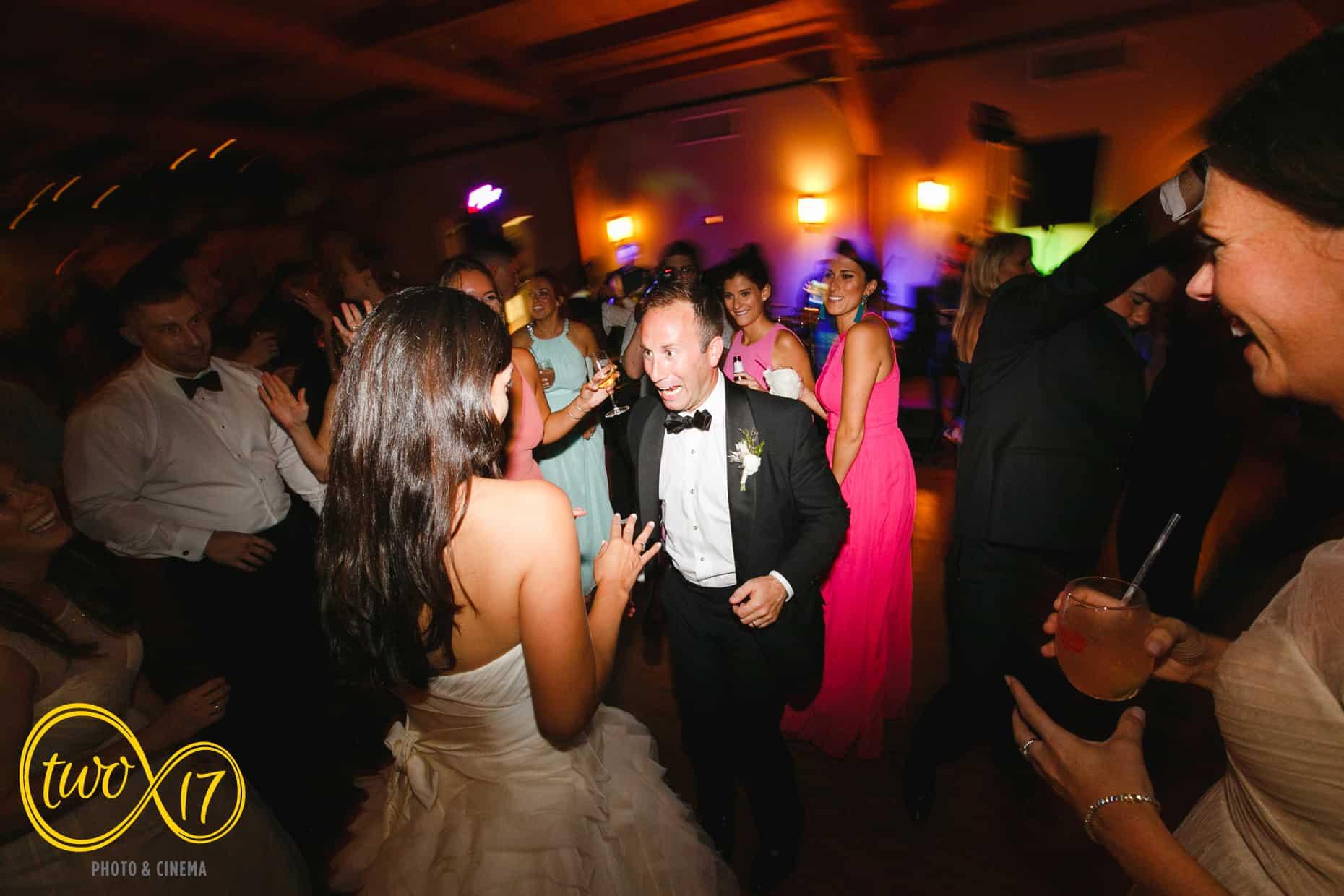 Willow Creek Winery Wedding Reception Photo