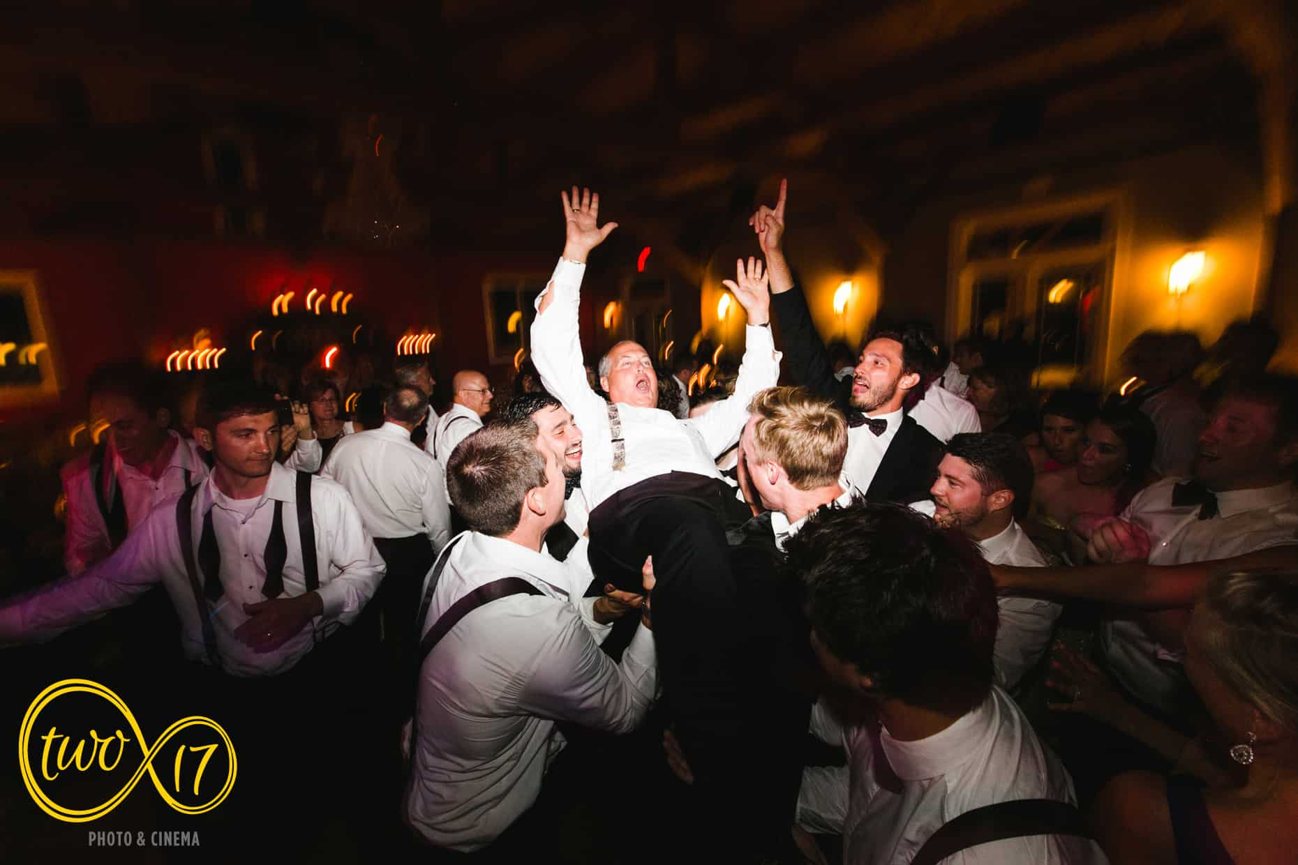 Cape May Willow Creek Wedding Reception