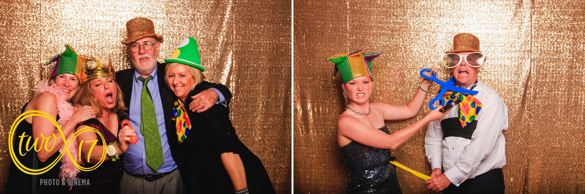 Cape May Wedding Photo Booth