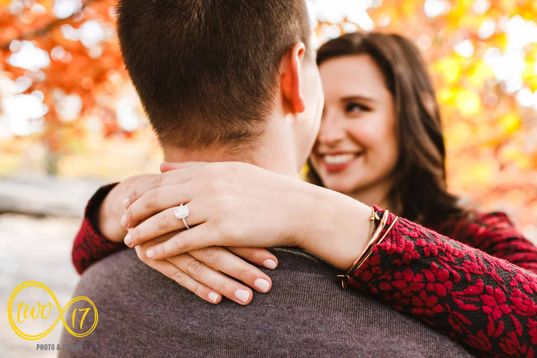 Central Park New York Engagement Sessions