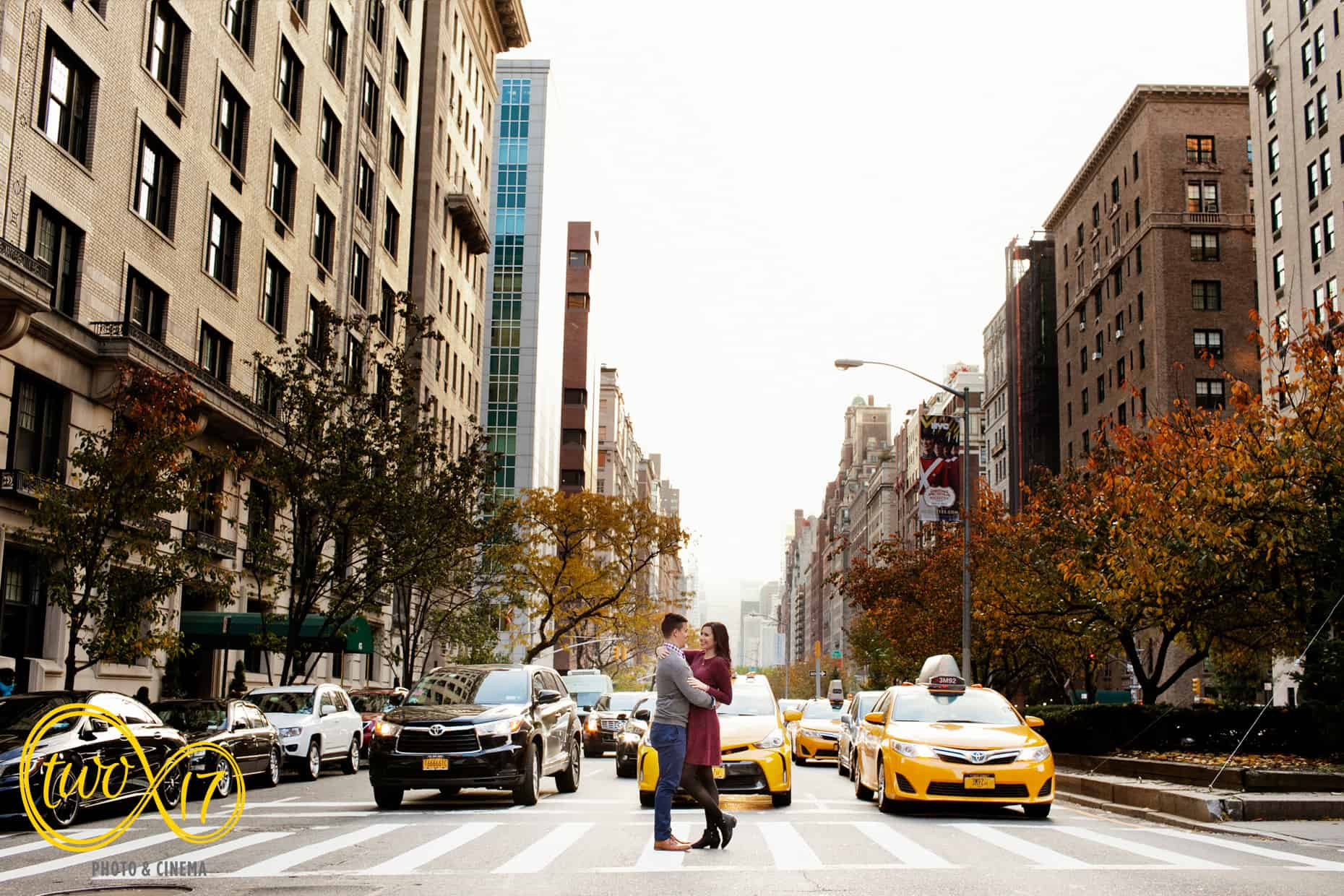 New York City Engagement Sessions