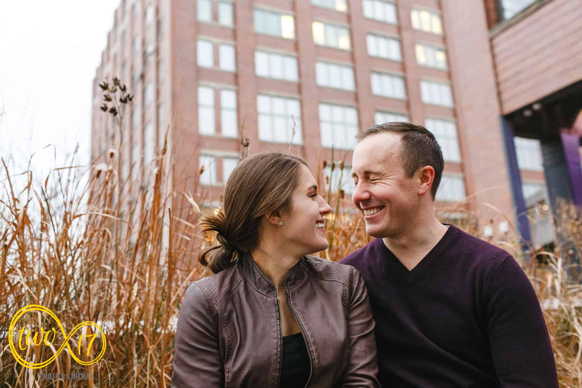 High Line Engagement Session