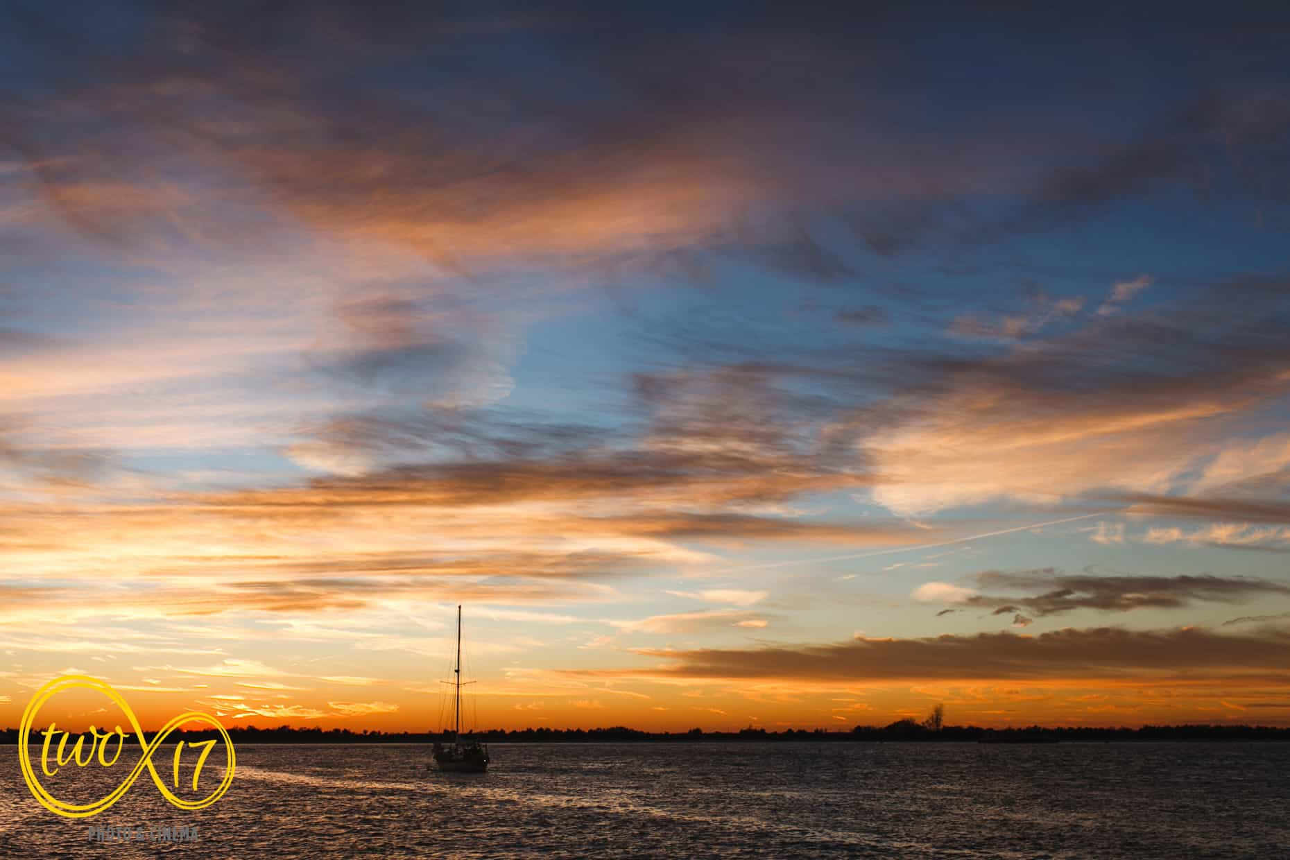 Sunset Barnegat Lighthouse