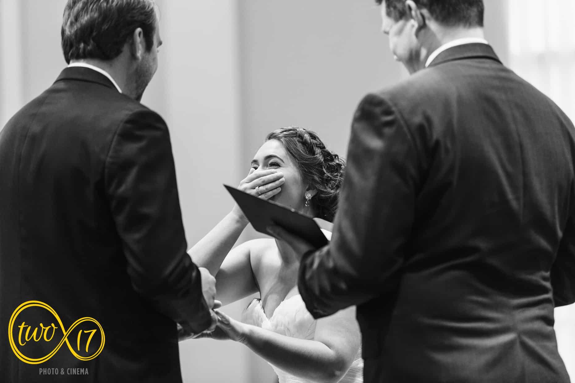 Wilmington Wedding Ceremony