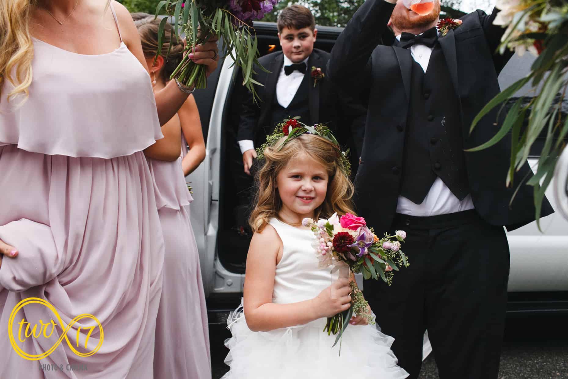 Philadelphia area wedding