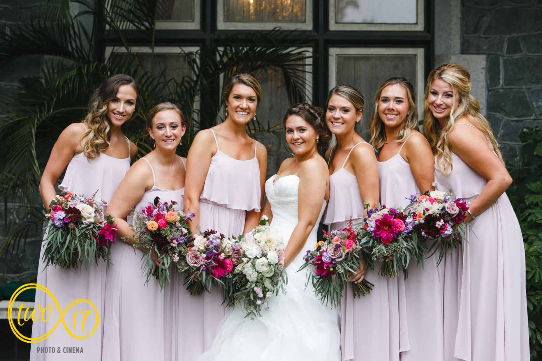 Philadelphia area wedding receptions