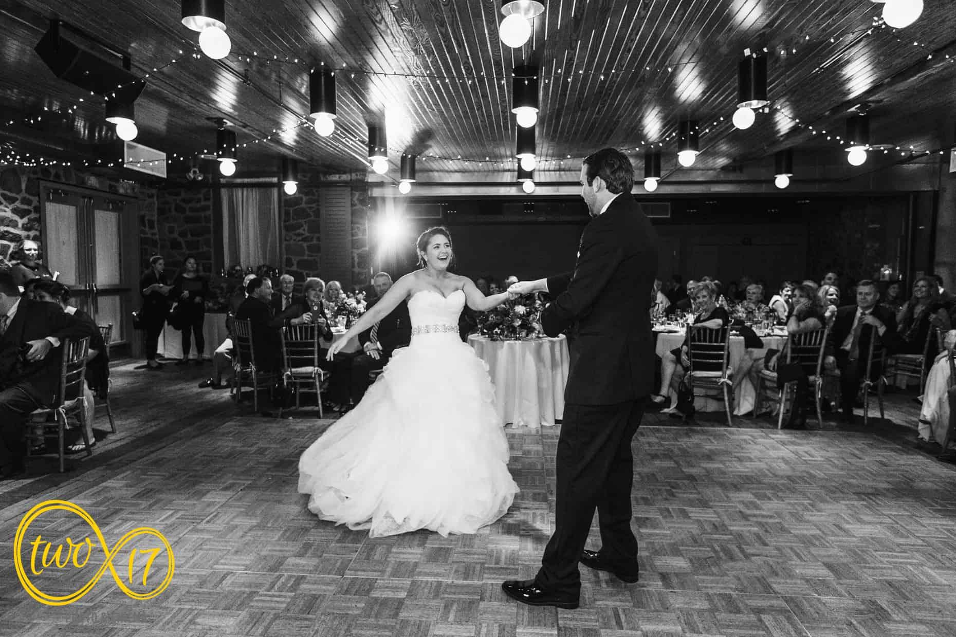 First Dance Philadelphia Weddings