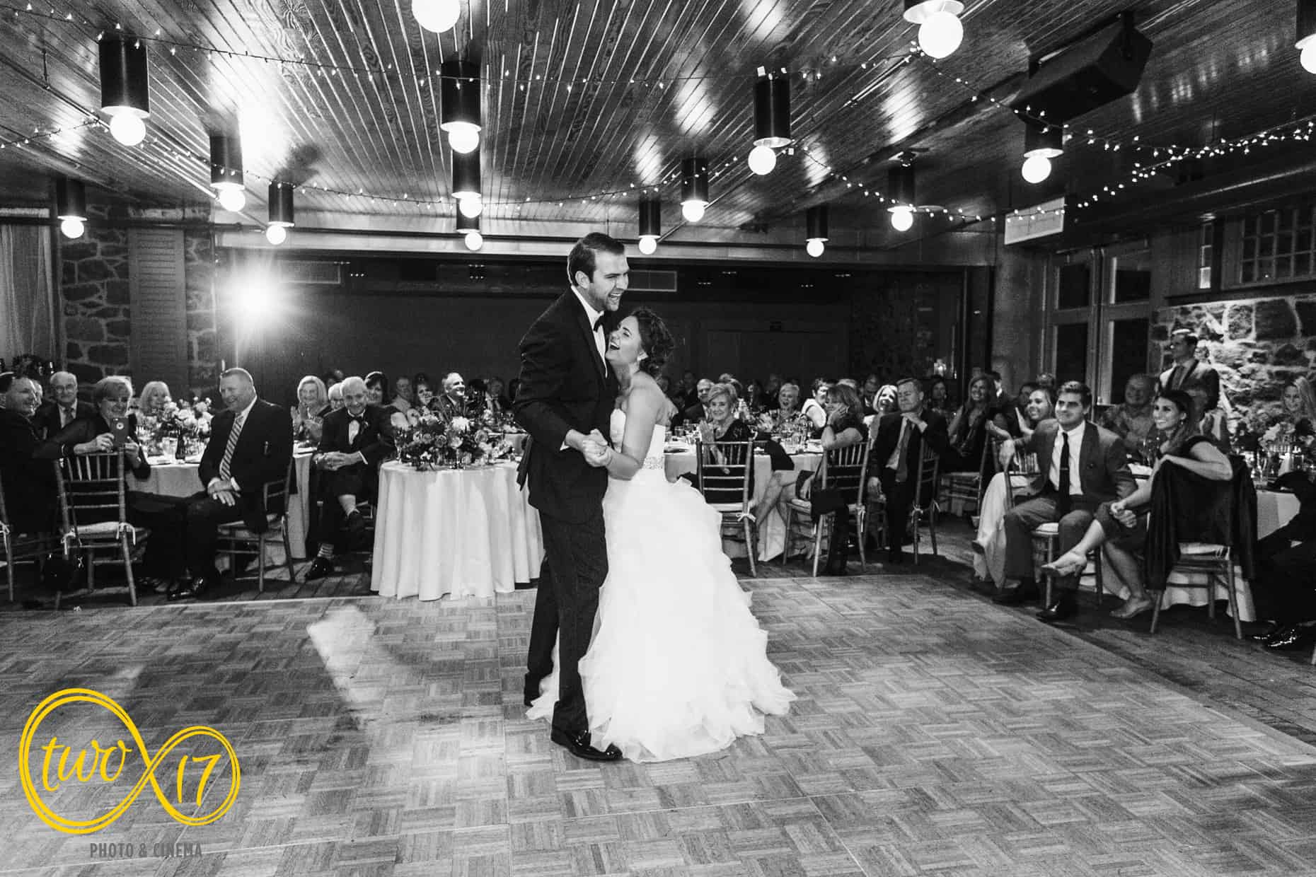 Philadelphia Wedding First Dance
