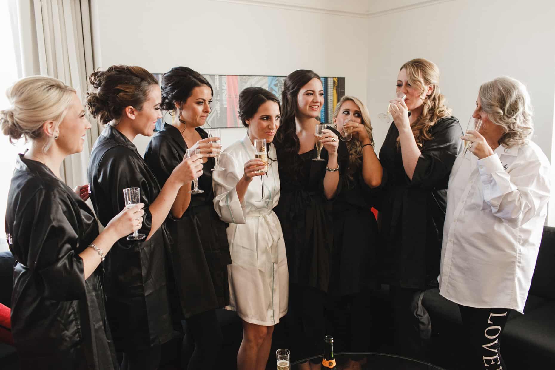 Philadelphia Loews Wedding Photographers