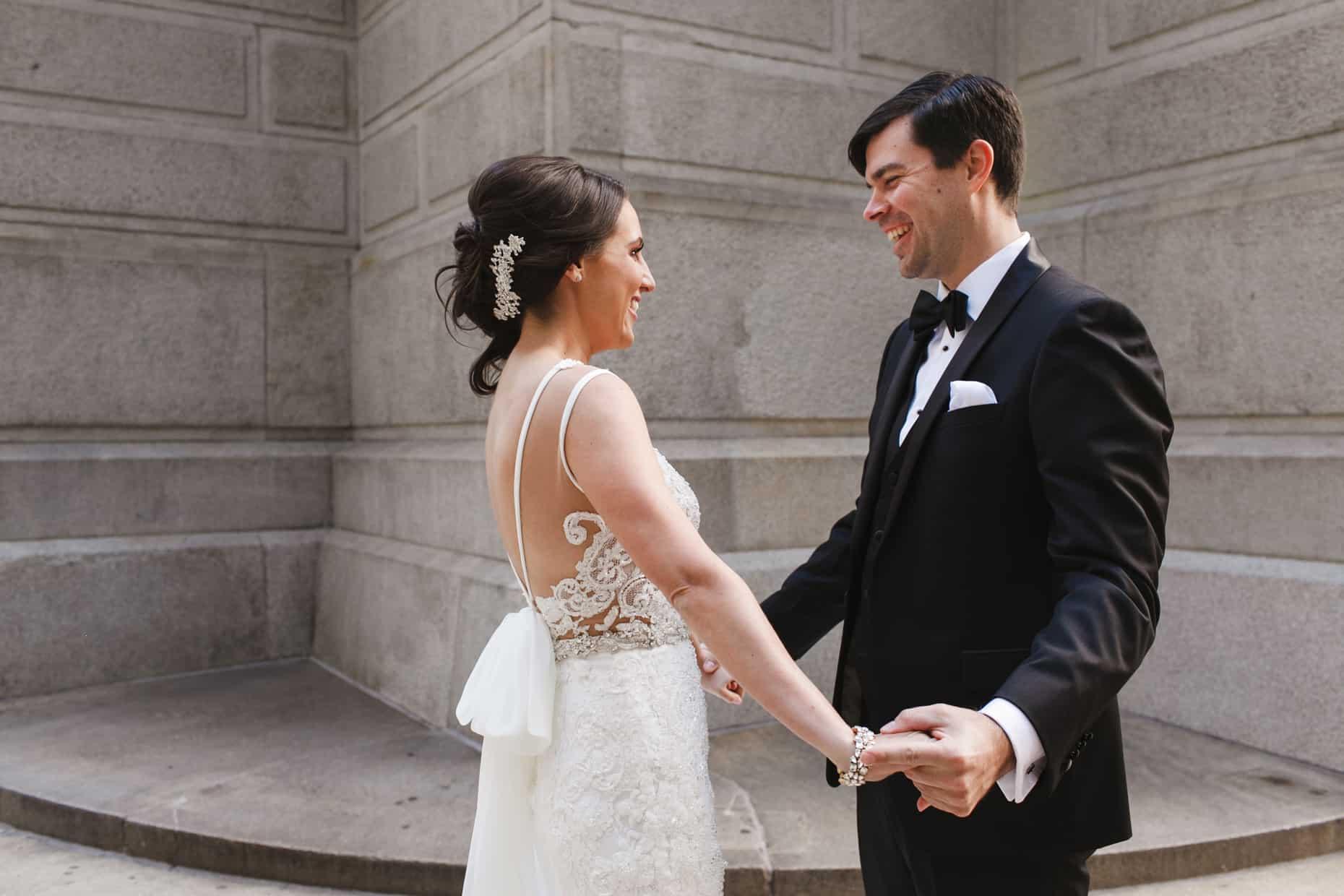 Philadelphia Weddings City Hall