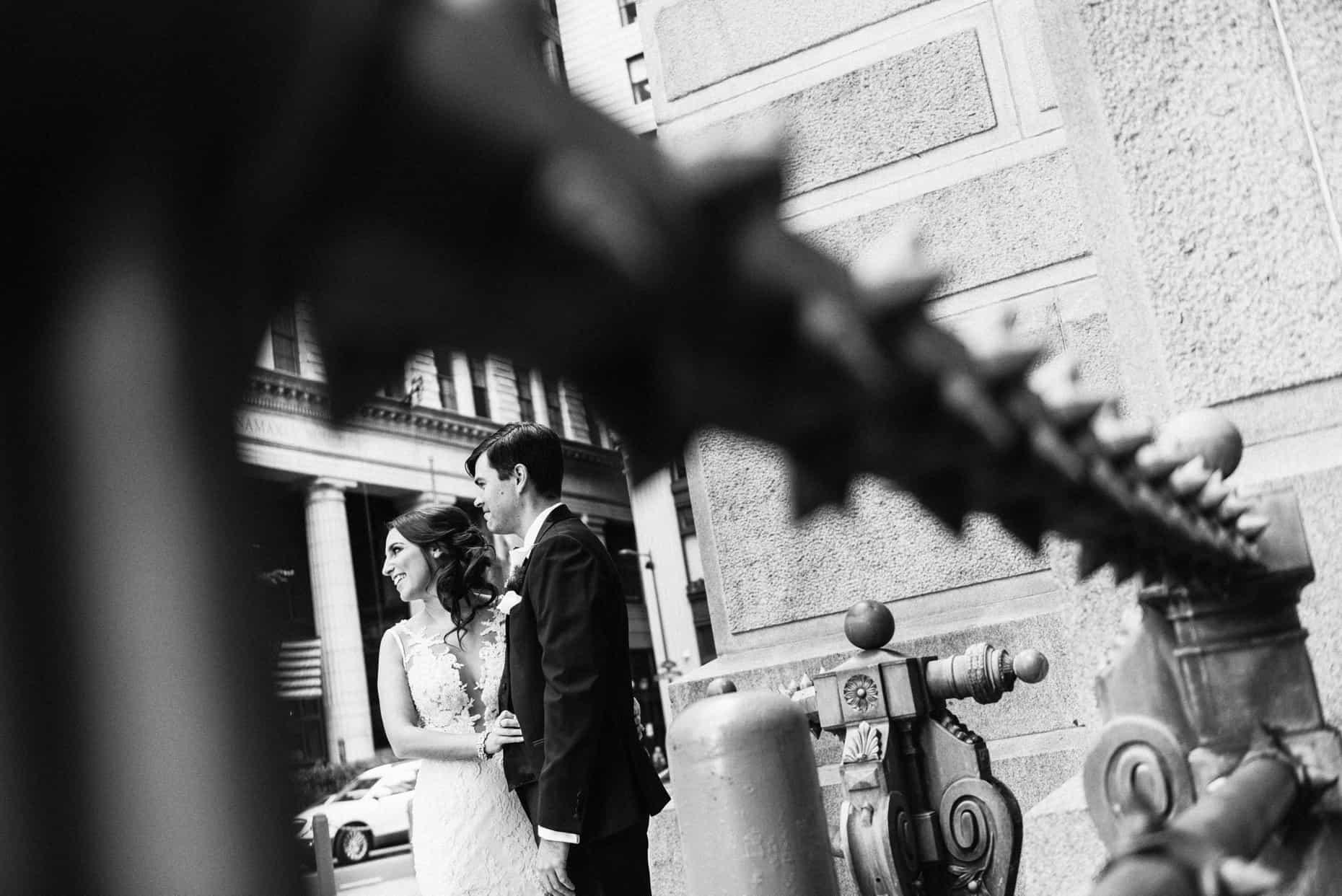 Wedding Photos Philadelphia City Hall