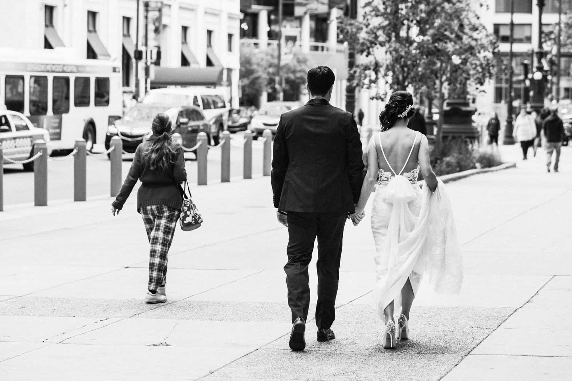 Wedding Photographers Philadelphia City Hall