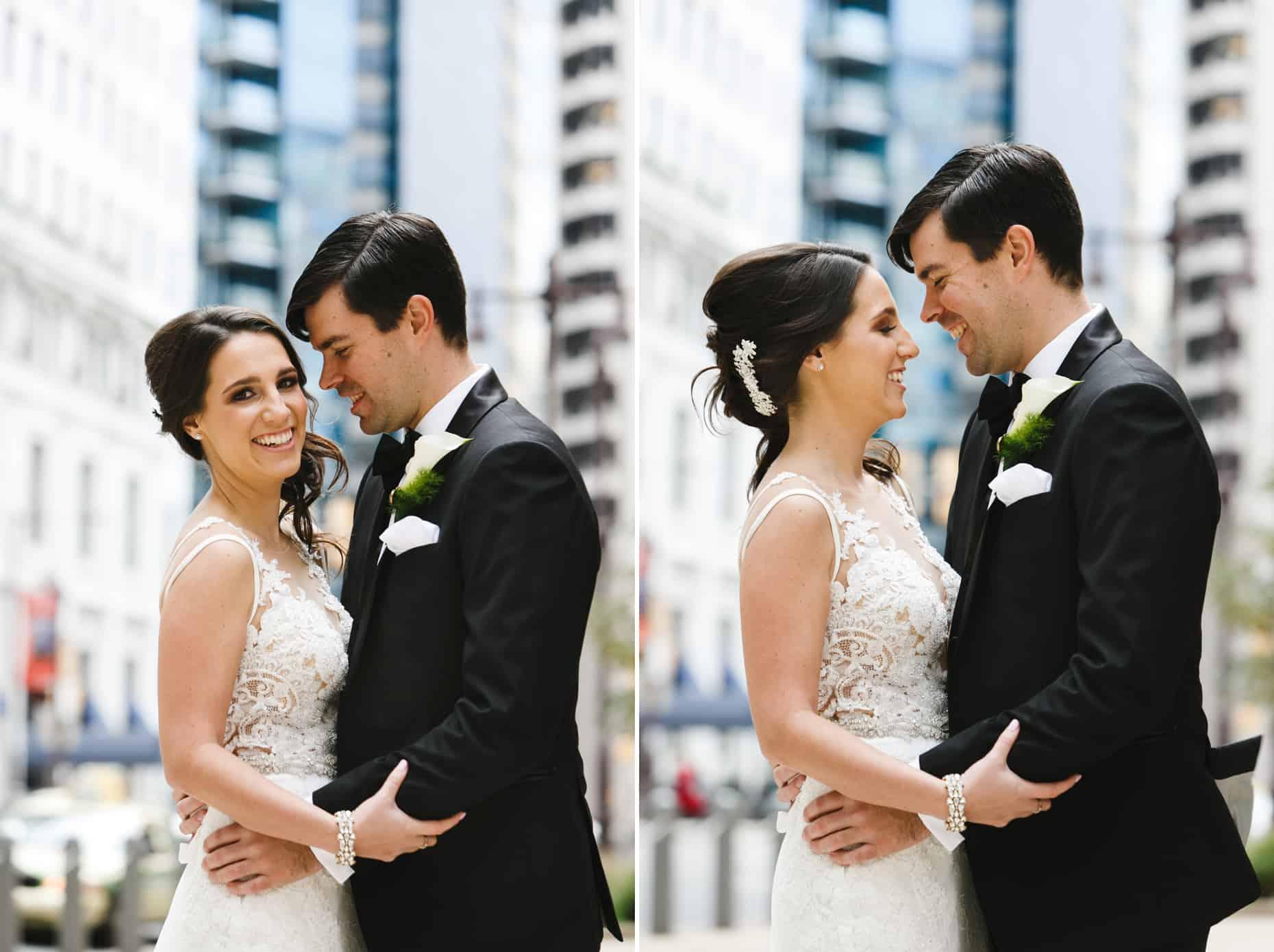 Center City Philadelphia Wedding Photos