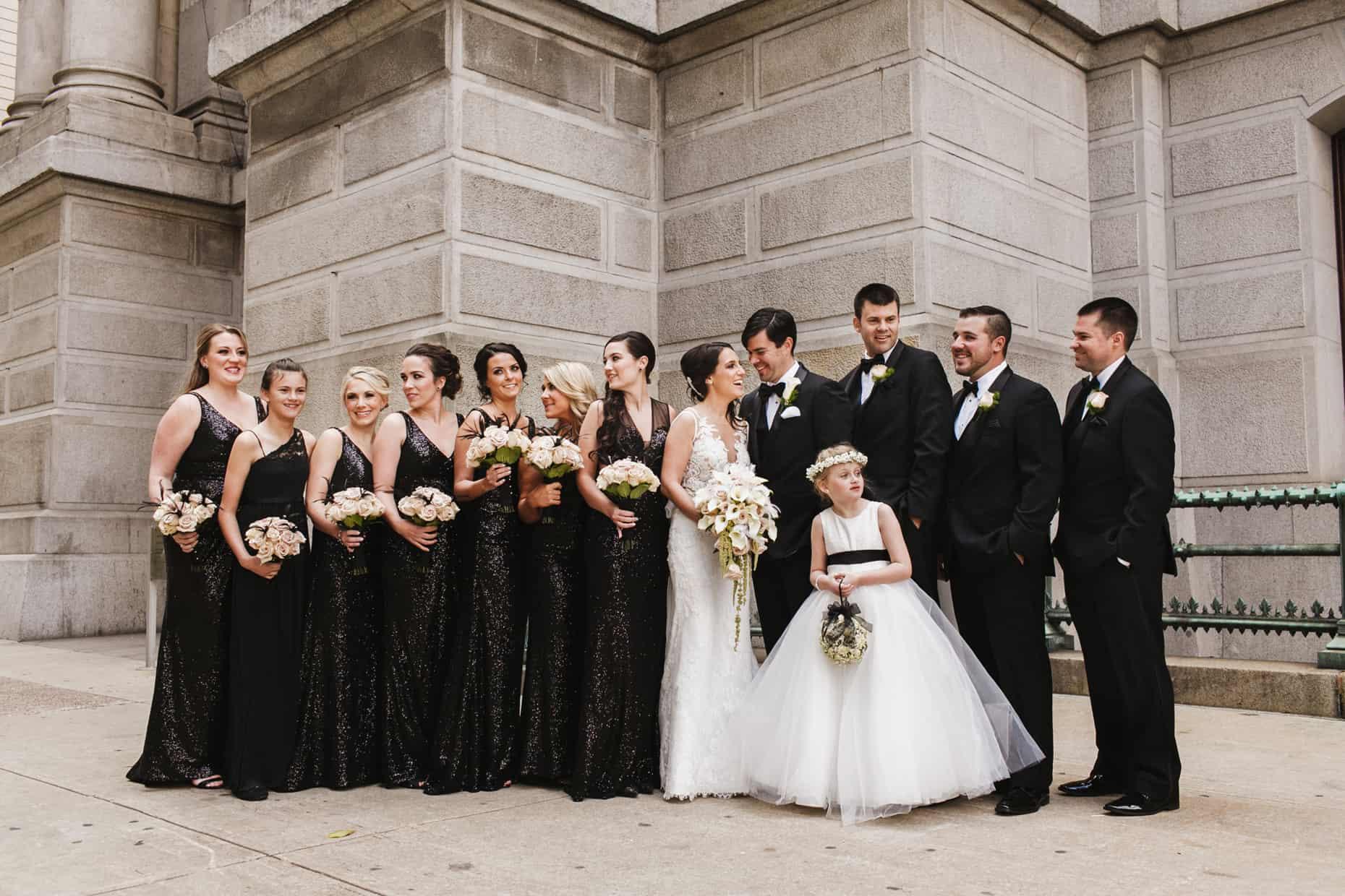 Center City Philadelphia Wedding Photogrpahers