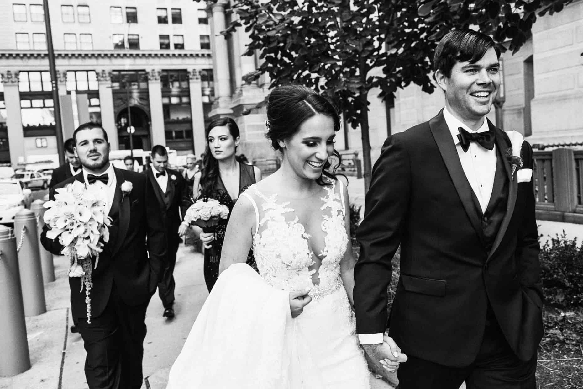 Center City Philadelphia Wedding Photogrpahy