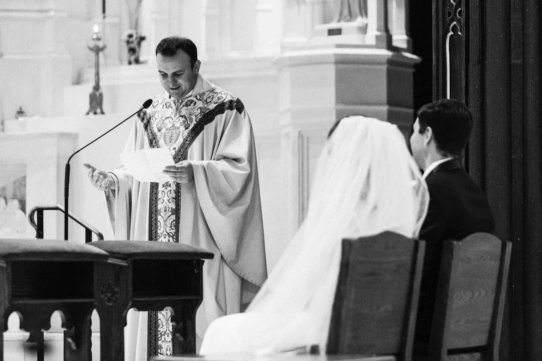St. John The Evangelist Wedding