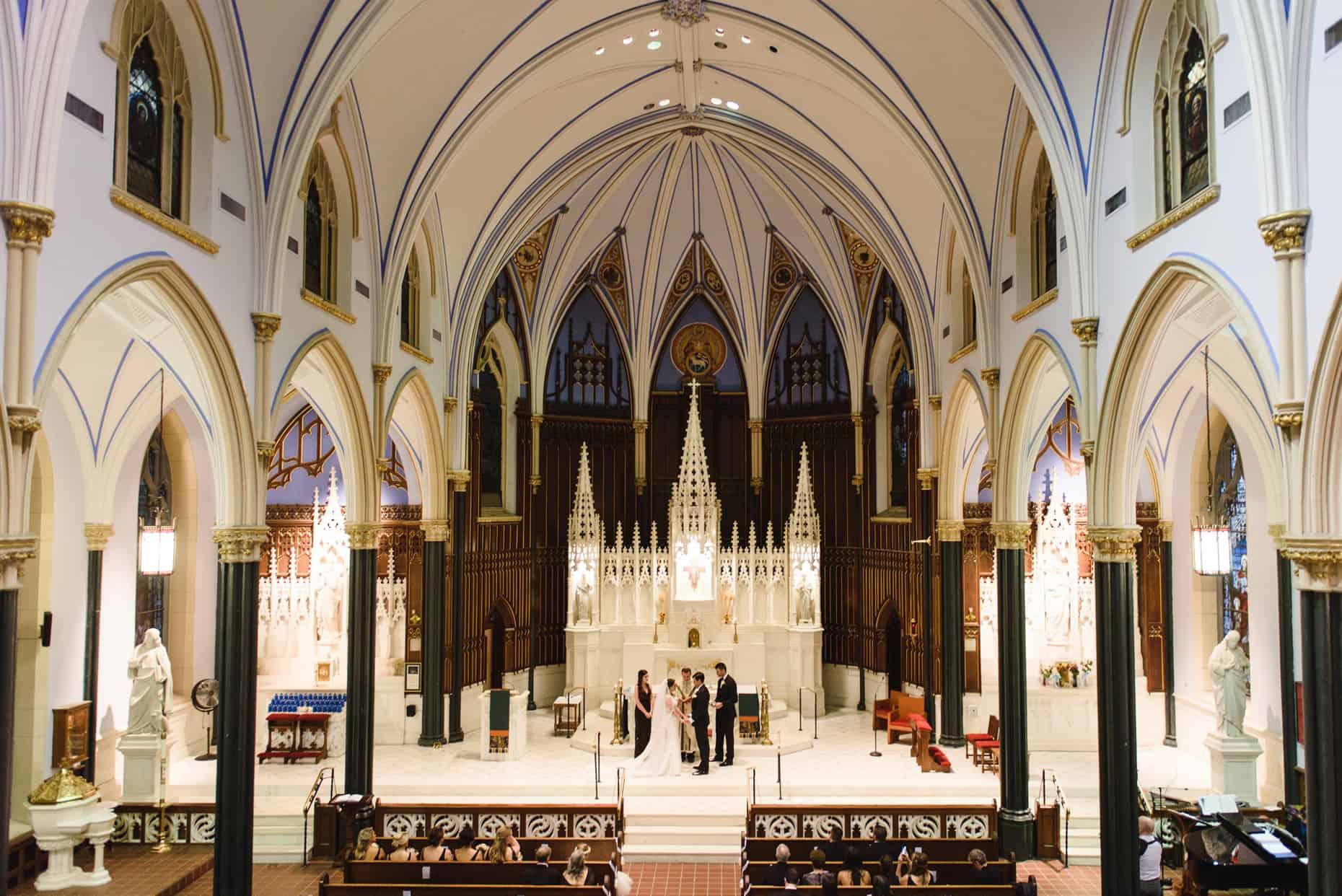 St. John The Evangelist Wedding Philadelphia