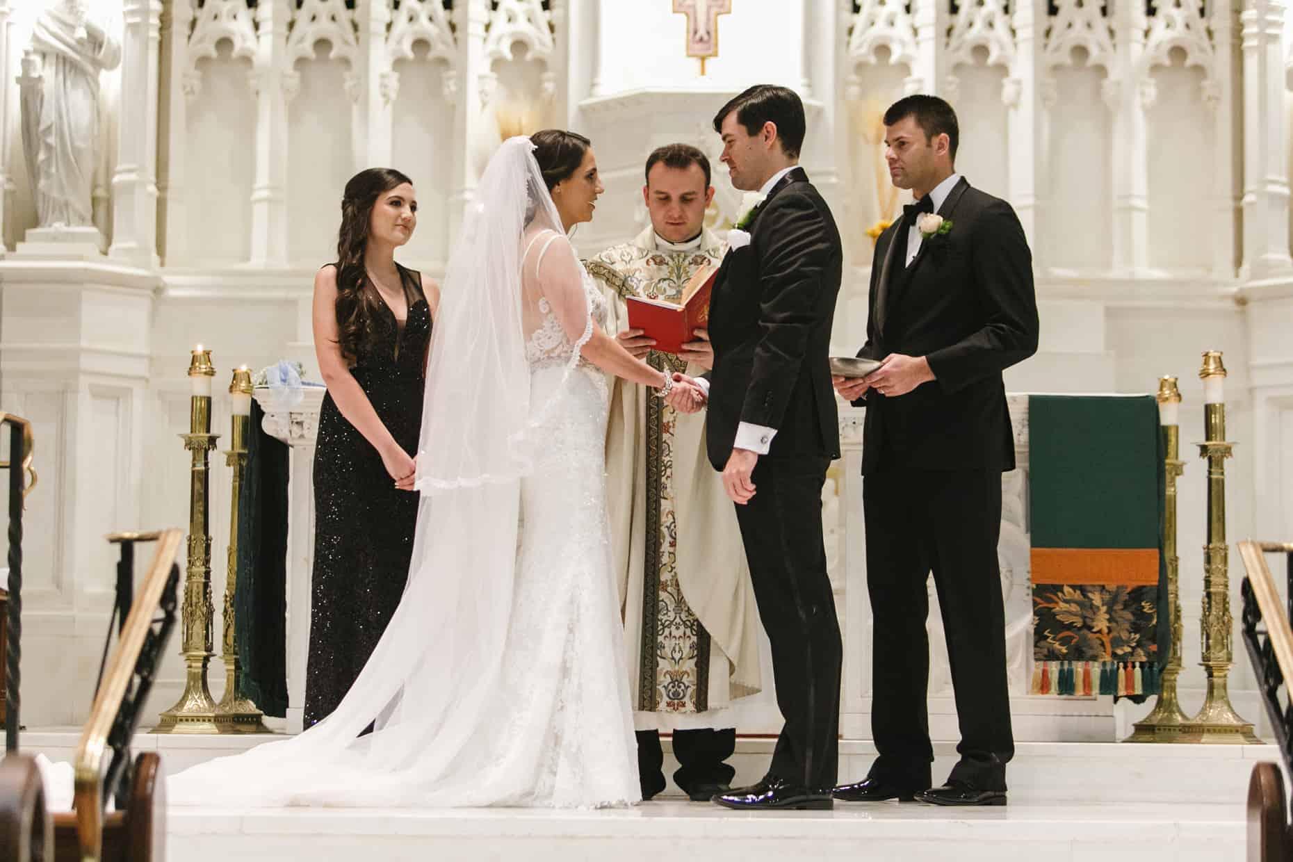 Wedding Photos St. John The Evangelist Philadelphia