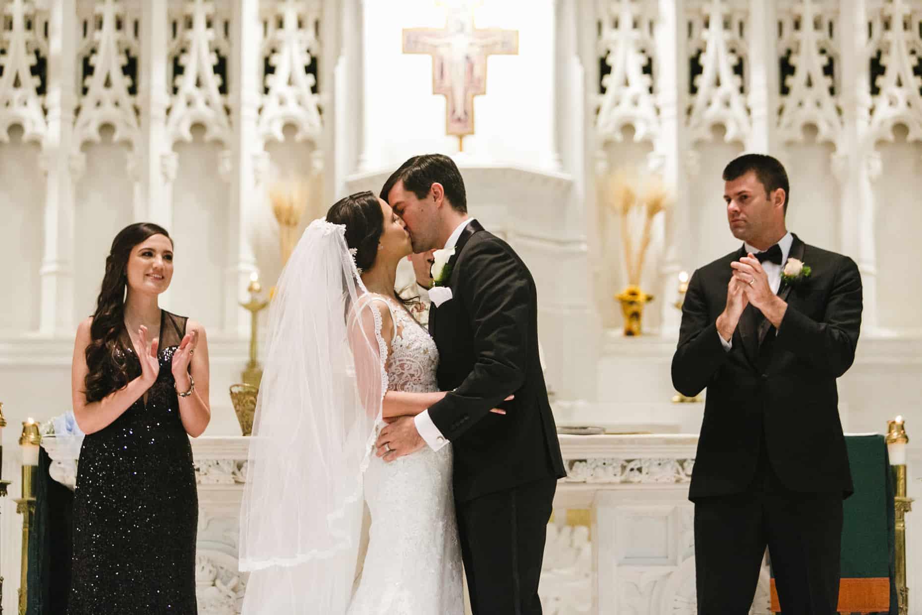 Wedding St. John The Evangelist Philadelphia