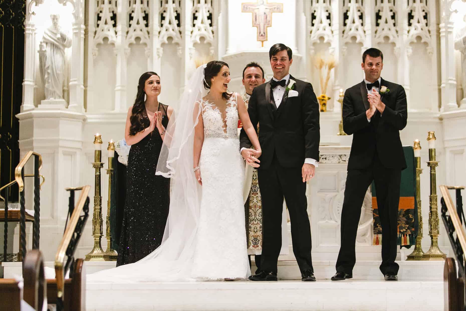St. John The Evangelist Philadelphia Wedding