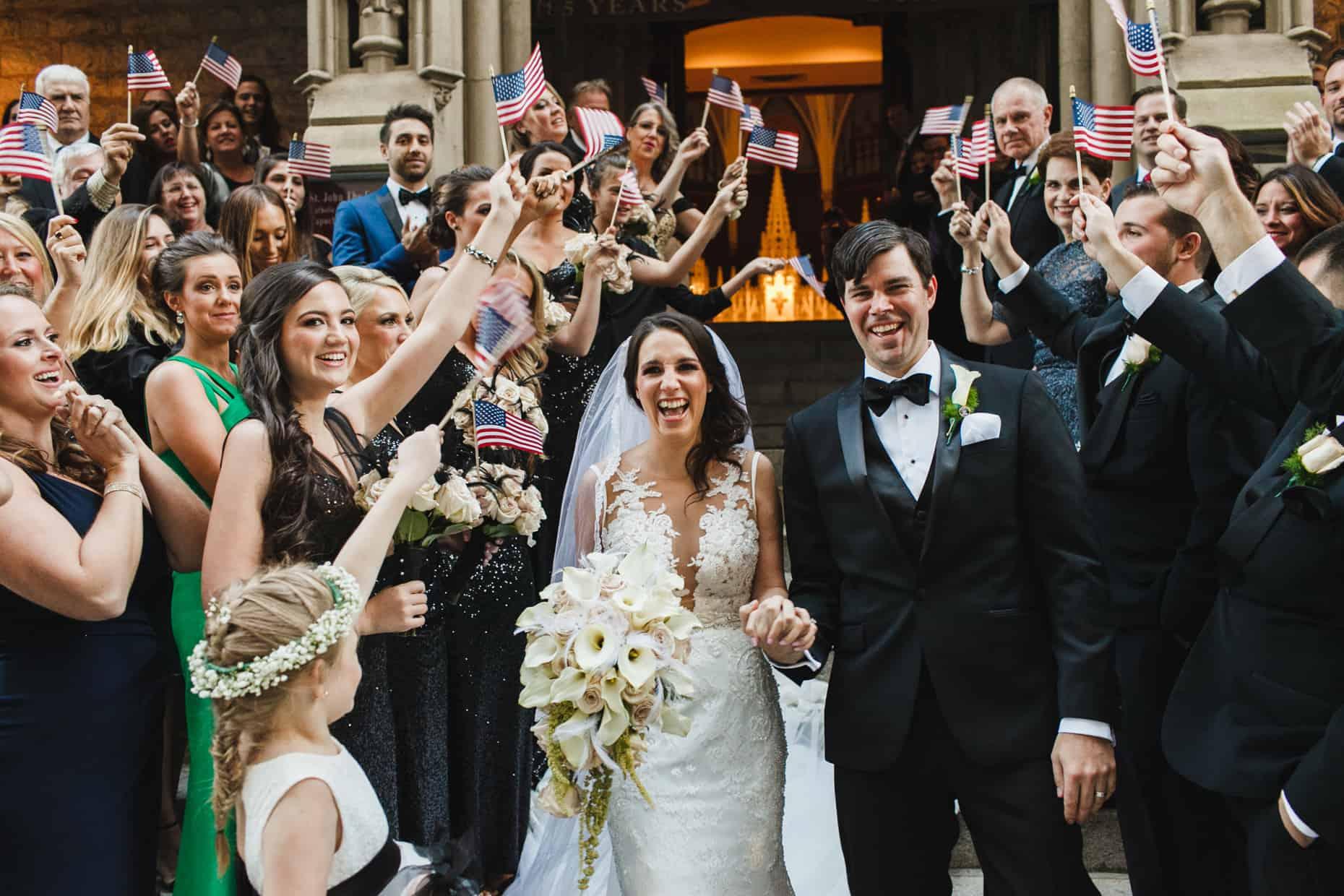 St. John The Evangelist Philadelphia Wedding Photos