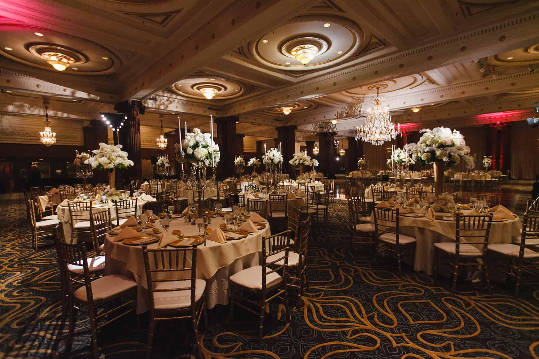 Crystal Tea Room Wedding Philadelphia